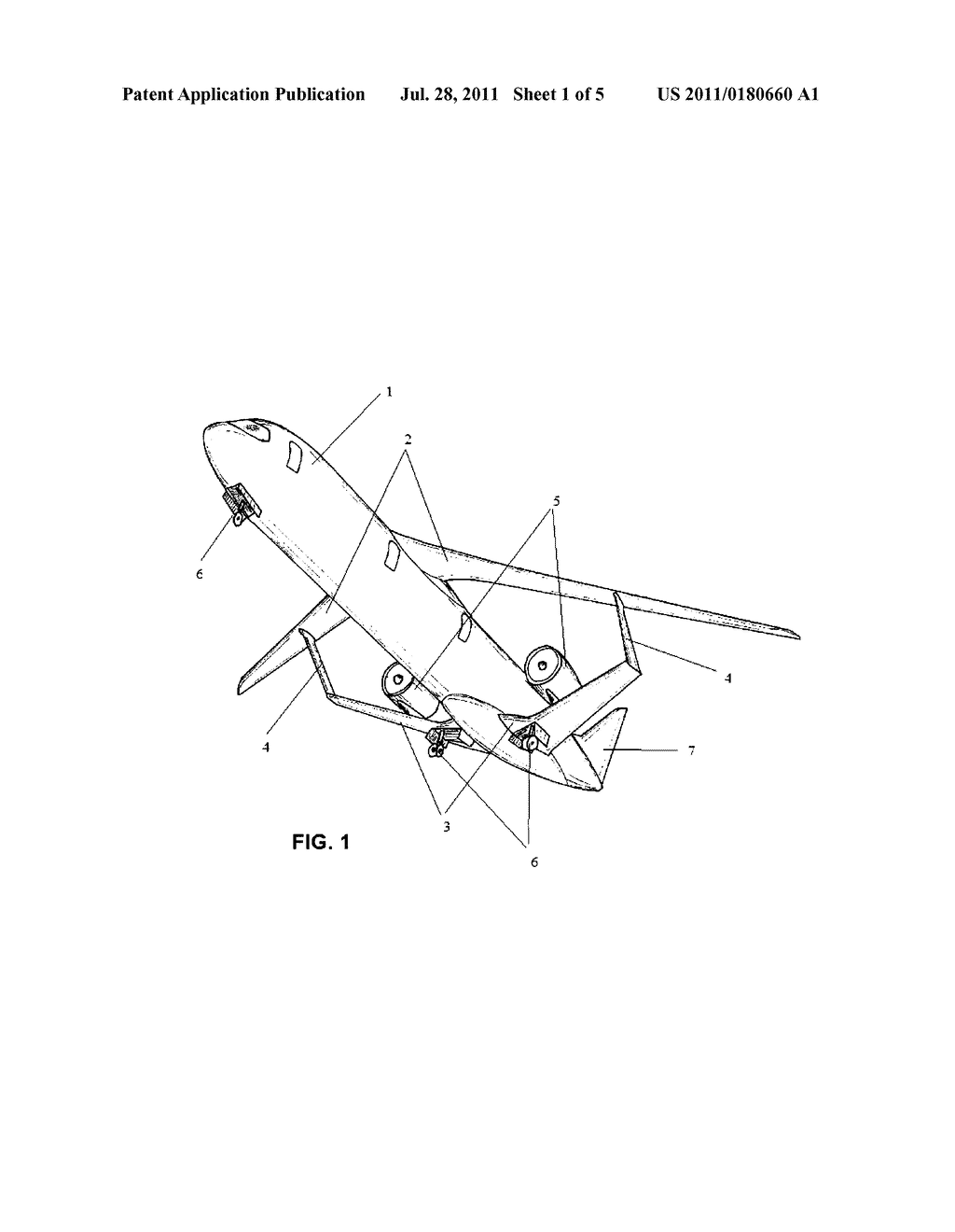 AIRCRAFT HAVING A LAMBDA-BOX WING CONFIGURATION - diagram, schematic, and image 02