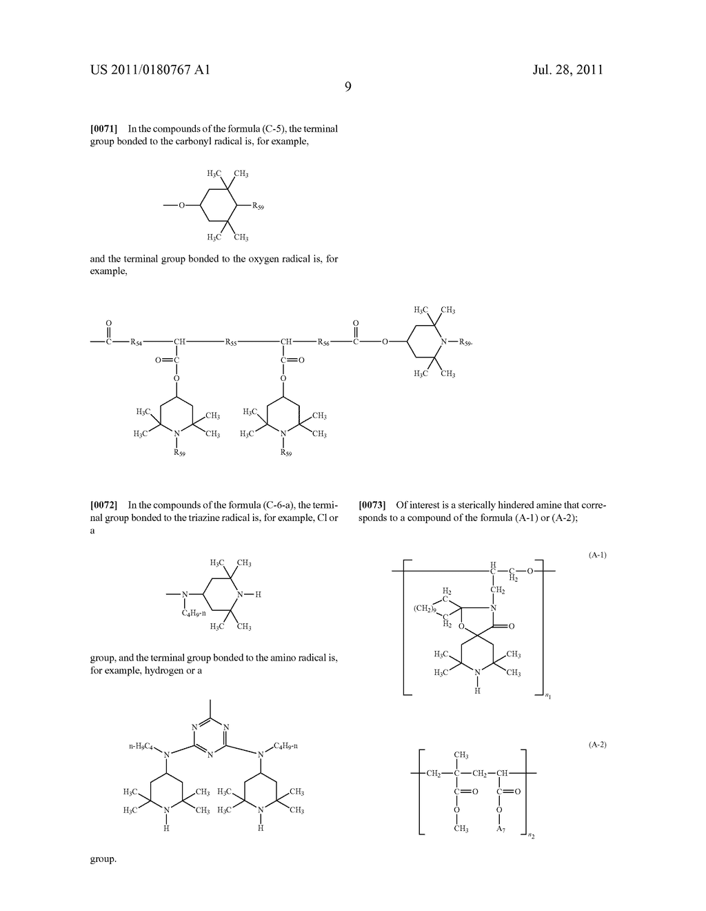 Reversibly thermochromic compositions - diagram, schematic, and image 10