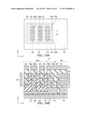 NONVOLATILE SEMICONDUCTOR MEMORY DEVICE AND METHOD FOR MANUFACTURING SAME diagram and image