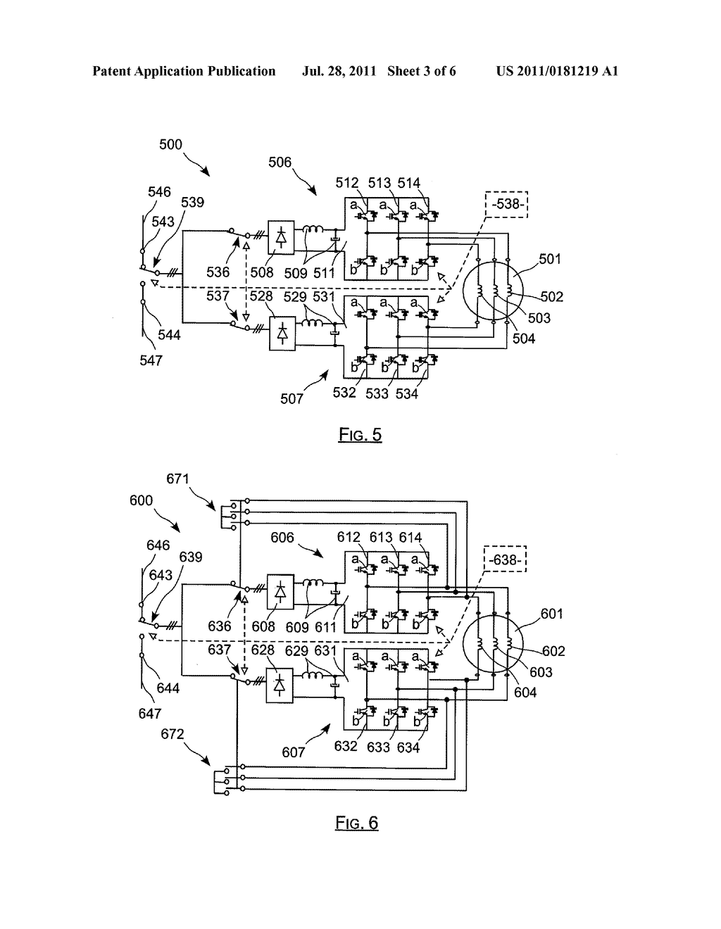 ELECTRIC ACTUATOR INCLUDING TWO CURRENT-CONTROLLED VOLTAGE INVERTERS     POWERING AN ELECTRIC MACHINE, AND RECONFIGURABLE IN THE PRESENCE OF A     DEFECT - diagram, schematic, and image 04