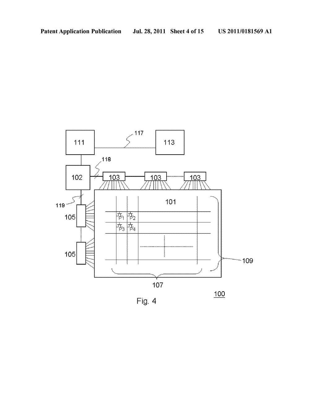 Electro-optic display and related driving method thereof - diagram, schematic, and image 05