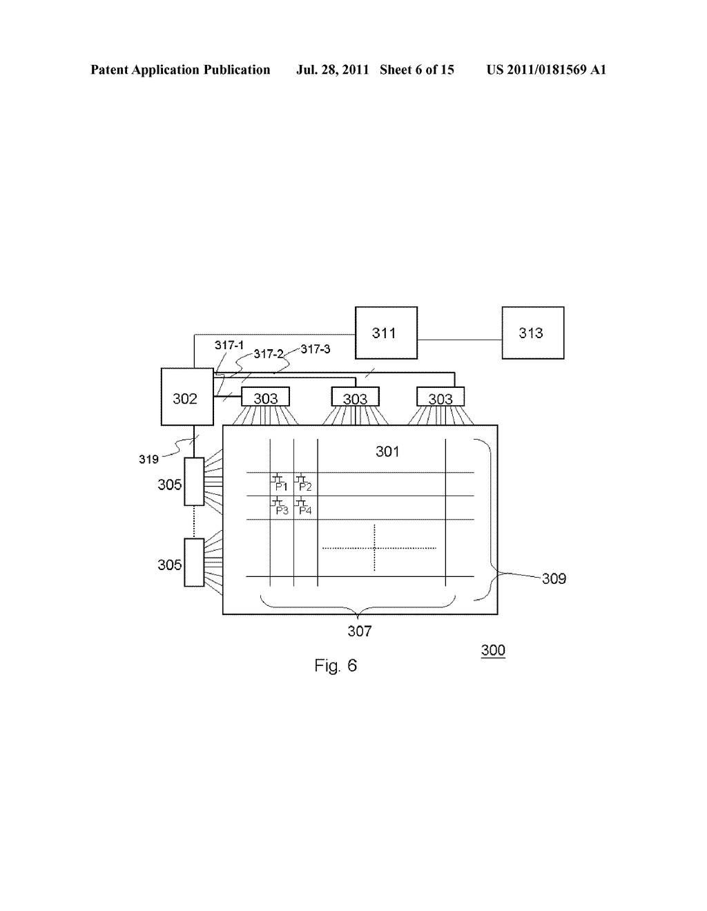 Electro-optic display and related driving method thereof - diagram, schematic, and image 07
