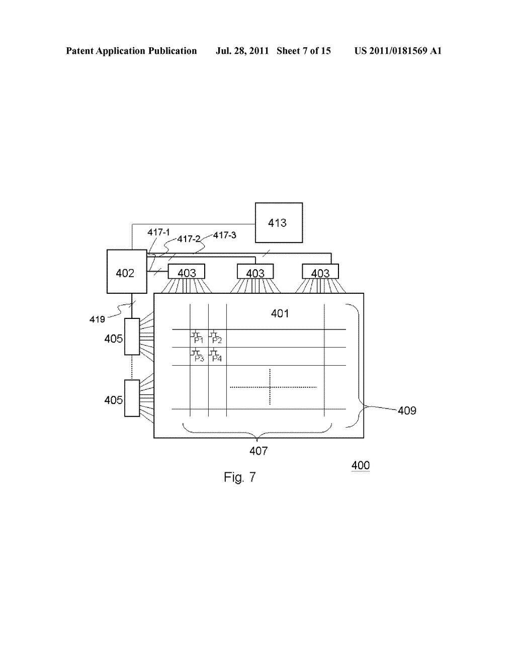 Electro-optic display and related driving method thereof - diagram, schematic, and image 08