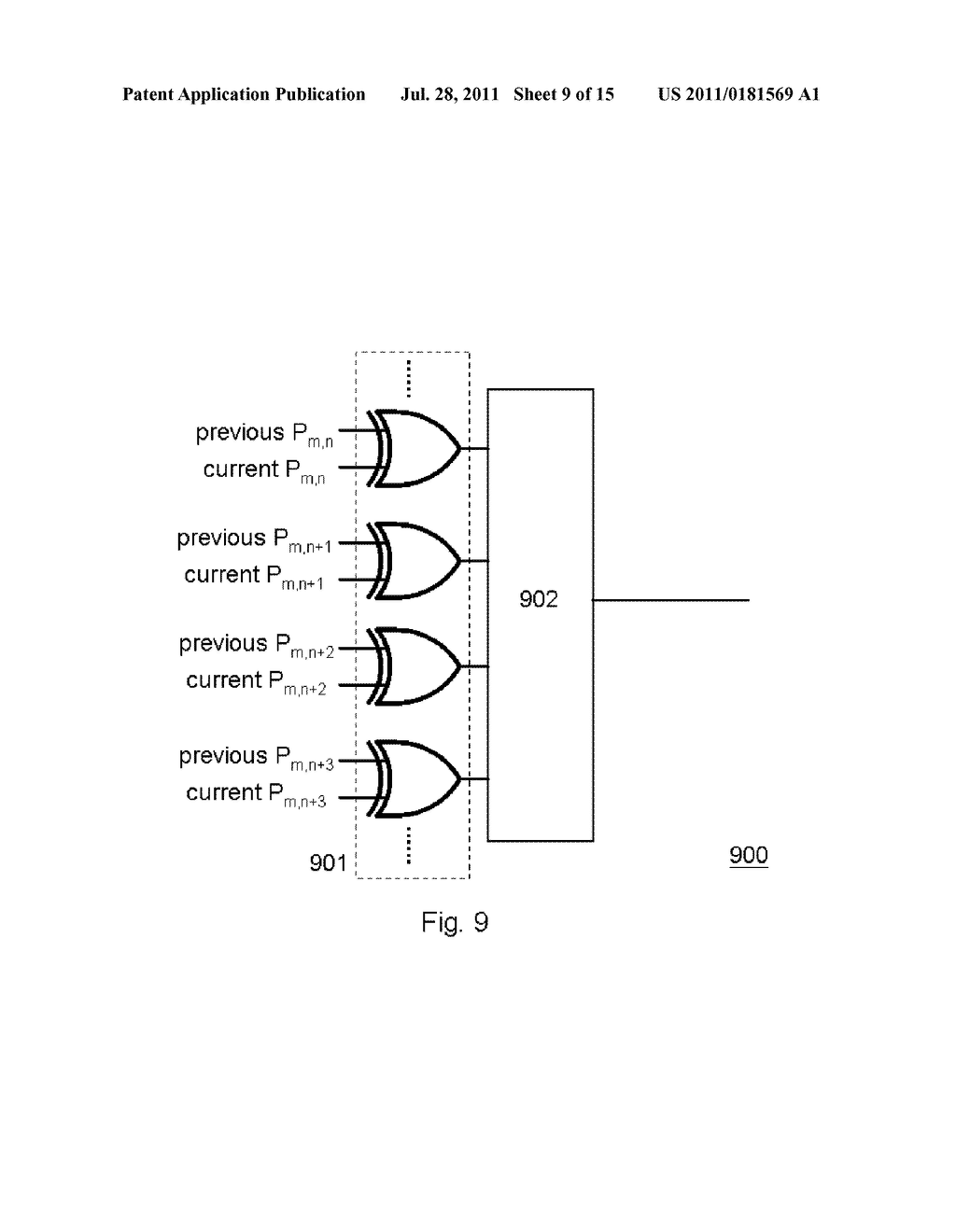 Electro-optic display and related driving method thereof - diagram, schematic, and image 10