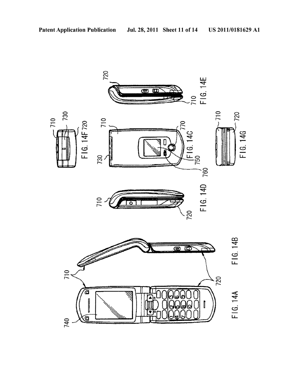 DISPLAY DEVICE, METHOD OF DRIVING THE DISPLAY DEVICE, AND ELECTRONIC     DEVICE - diagram, schematic, and image 12