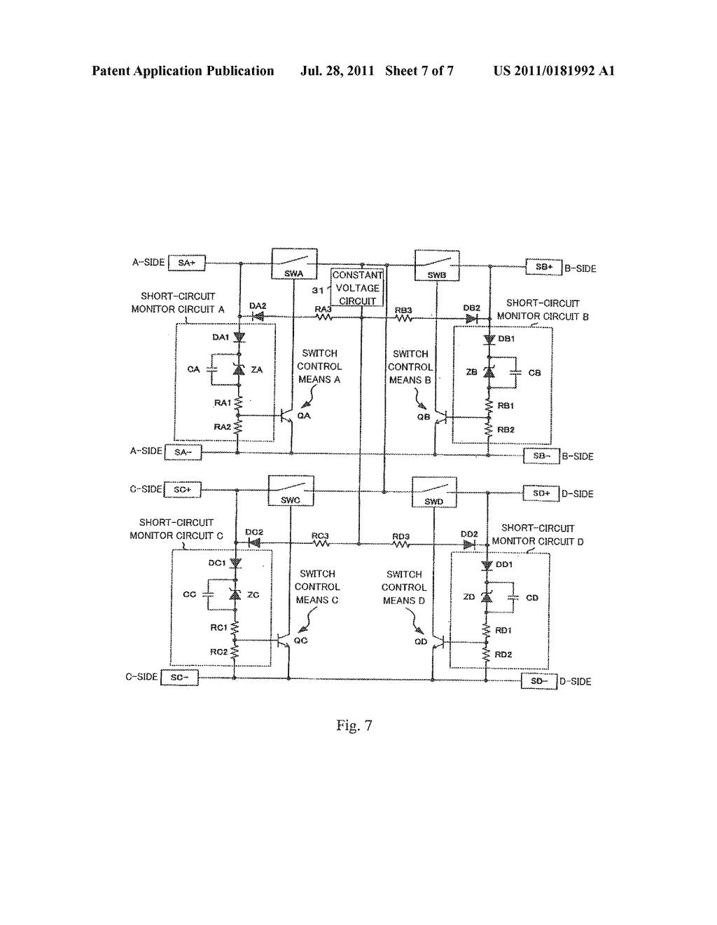 SHORT-CIRCUIT ISOLATOR - diagram, schematic, and image 08