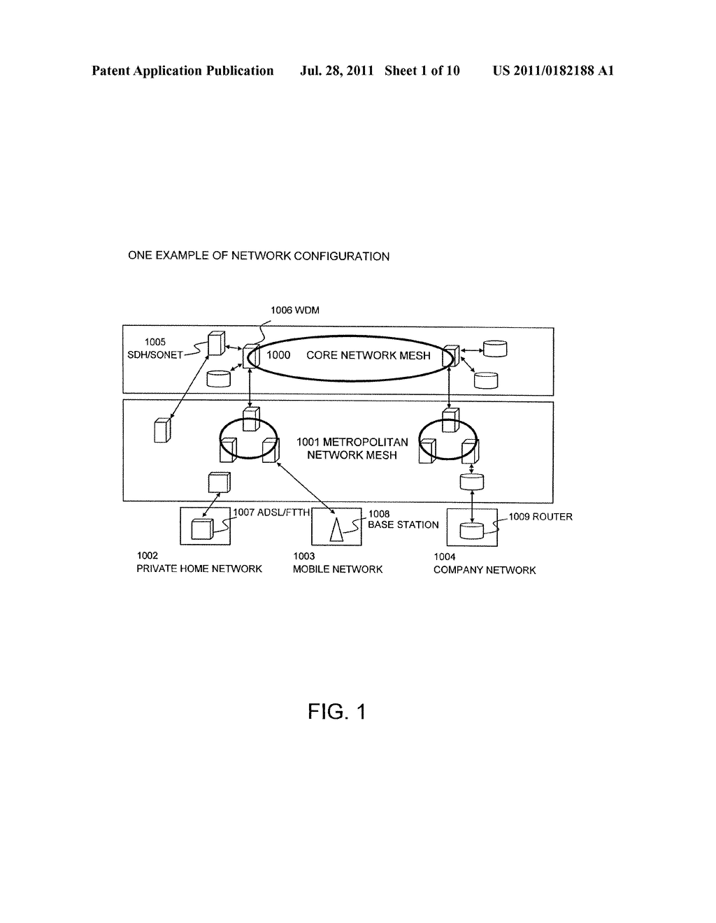 FAILURE DISPLAY METHOD, FAILURE SETTING DEVICE AND MONITOR CONTROL DEVICE - diagram, schematic, and image 02