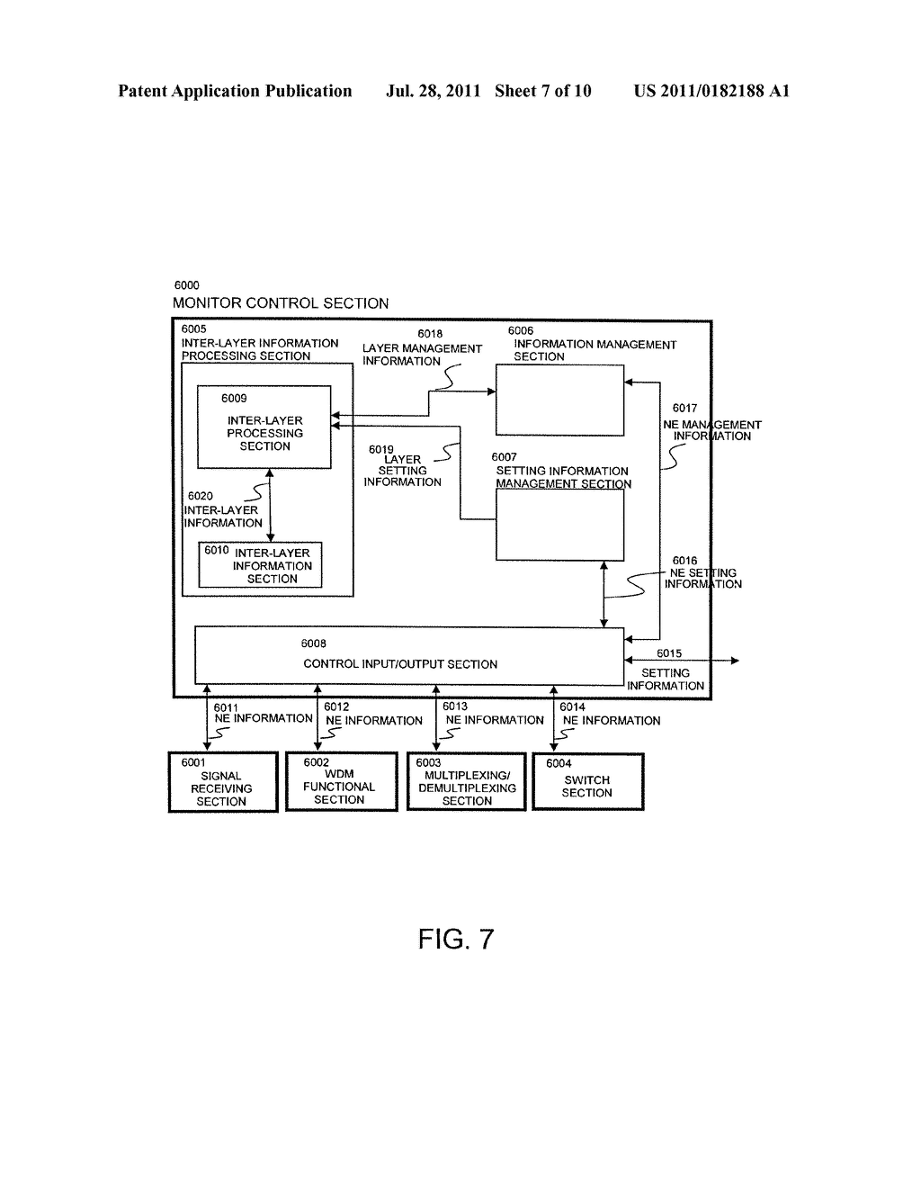 FAILURE DISPLAY METHOD, FAILURE SETTING DEVICE AND MONITOR CONTROL DEVICE - diagram, schematic, and image 08