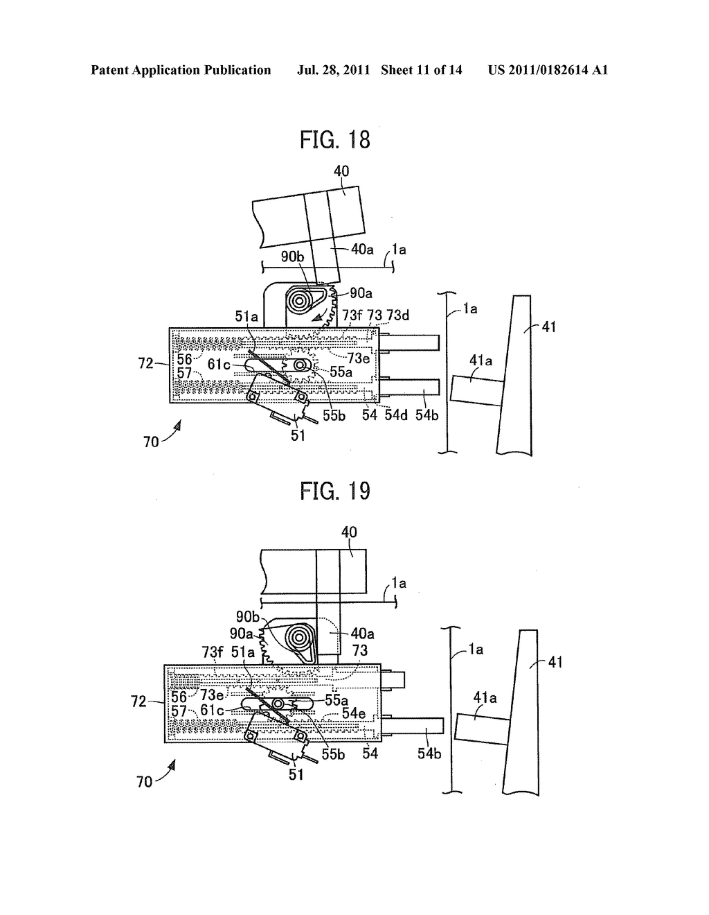 Interlock System And Image Forming Apparatus Incorporating Interlock     System - diagram, schematic, and image 12