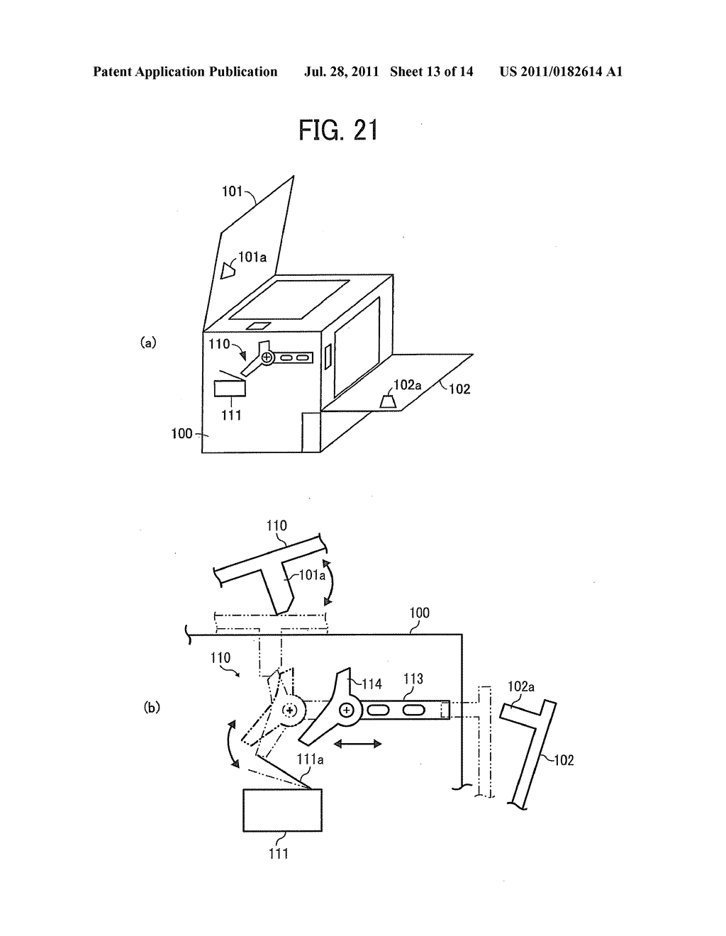 Interlock System And Image Forming Apparatus Incorporating Interlock     System - diagram, schematic, and image 14