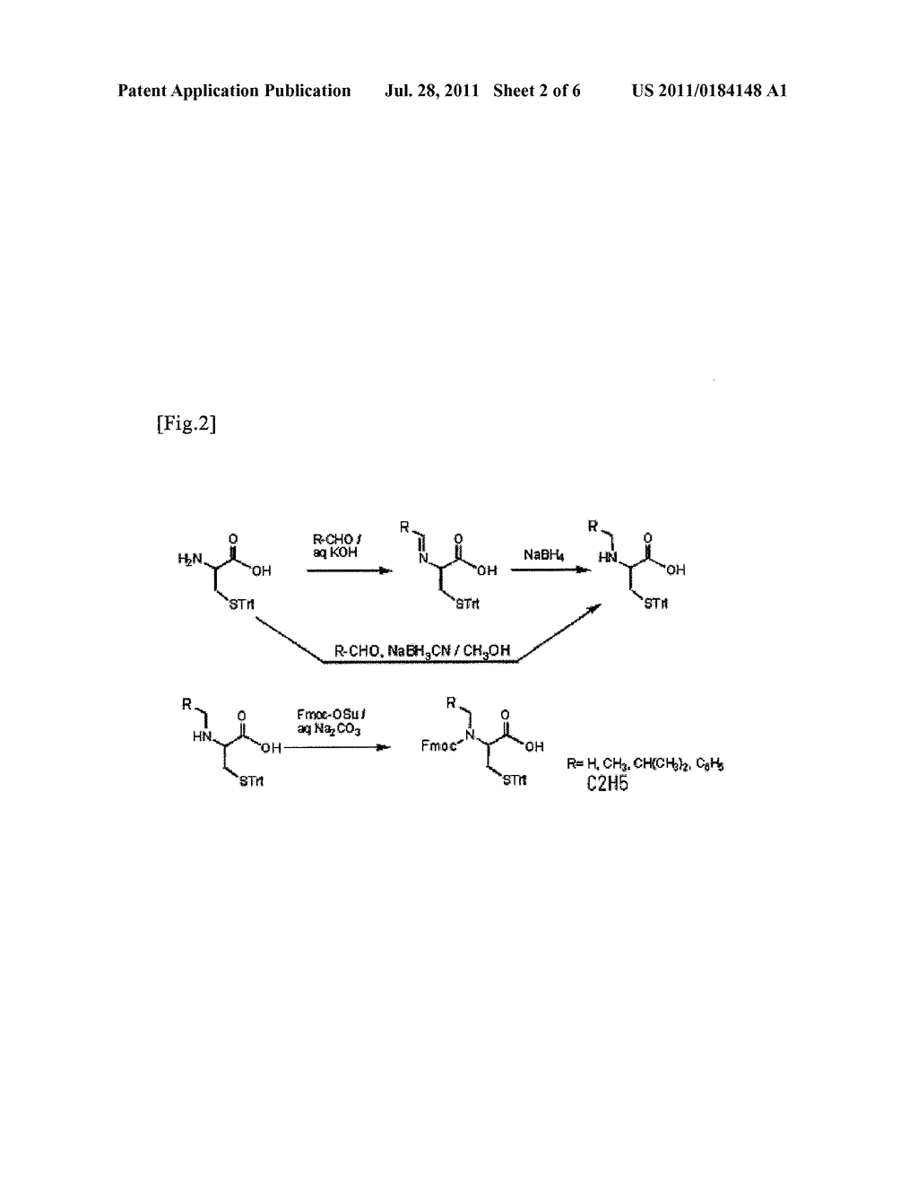 Method for Producing Peptide Thioester - diagram, schematic, and image 03