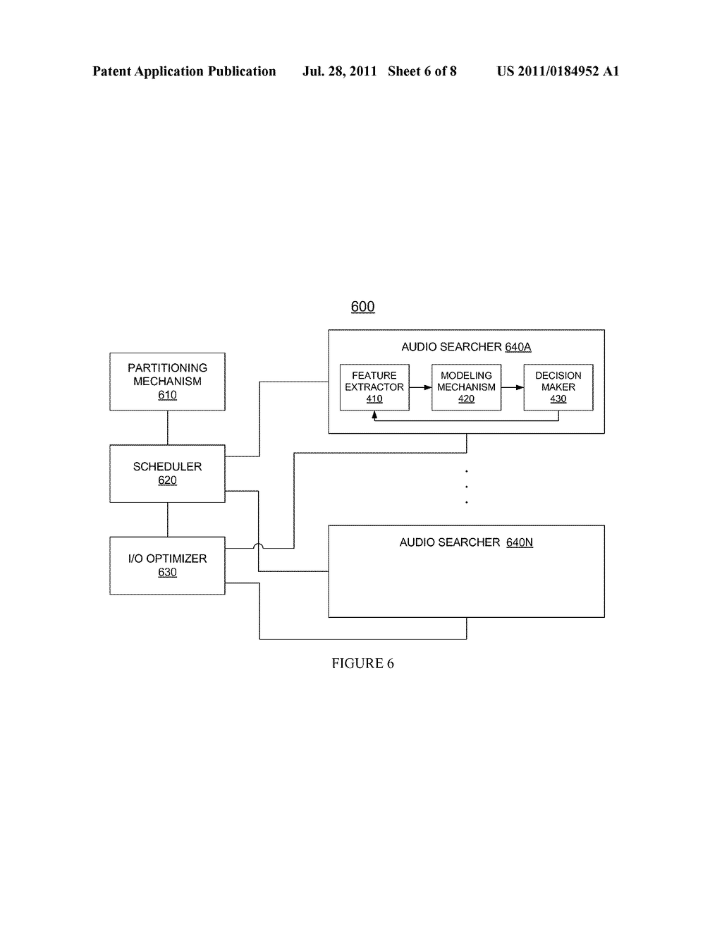 Method And Apparatus For Fast Audio Search - diagram, schematic, and image 07