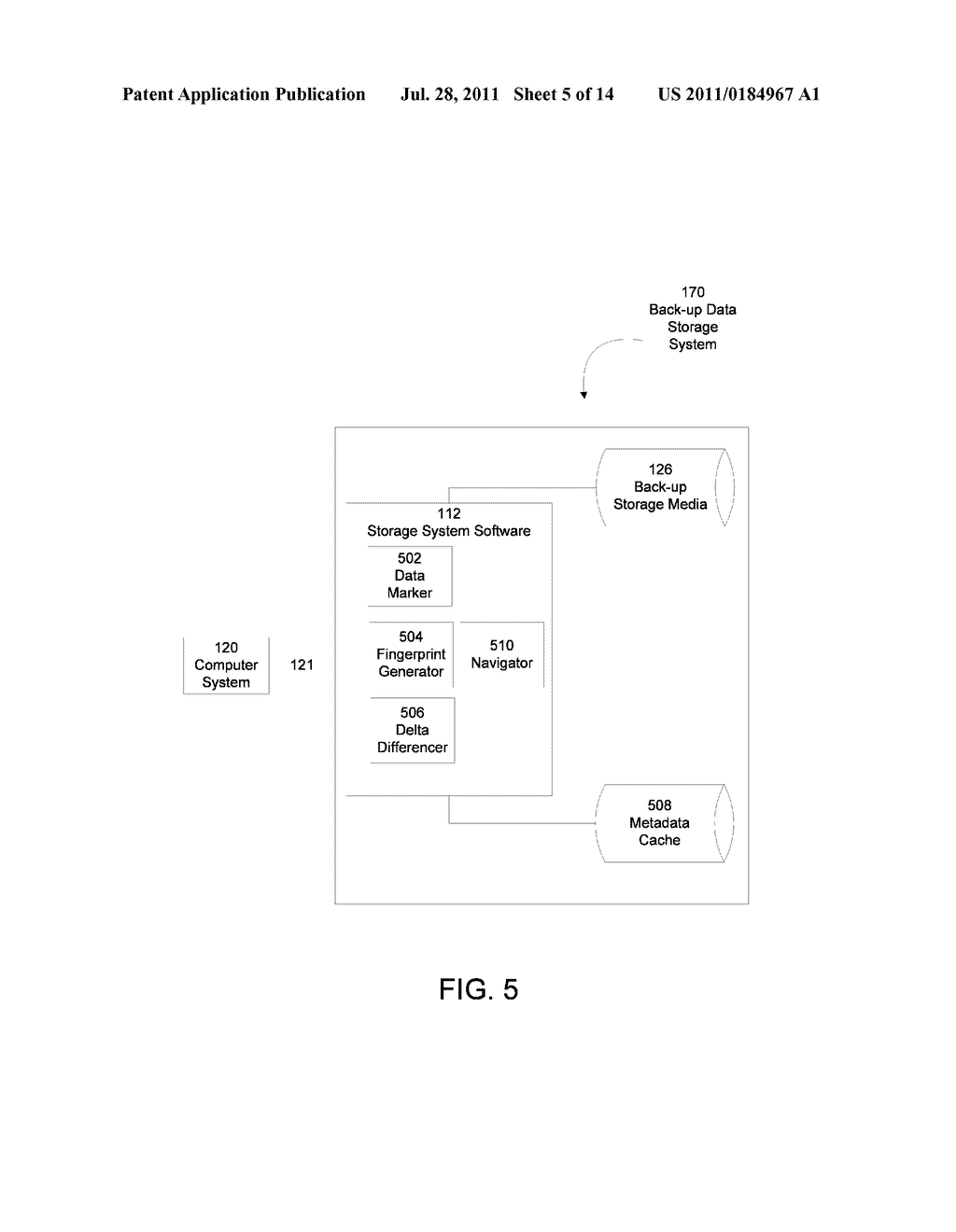System and method for navigating data - diagram, schematic, and image 06