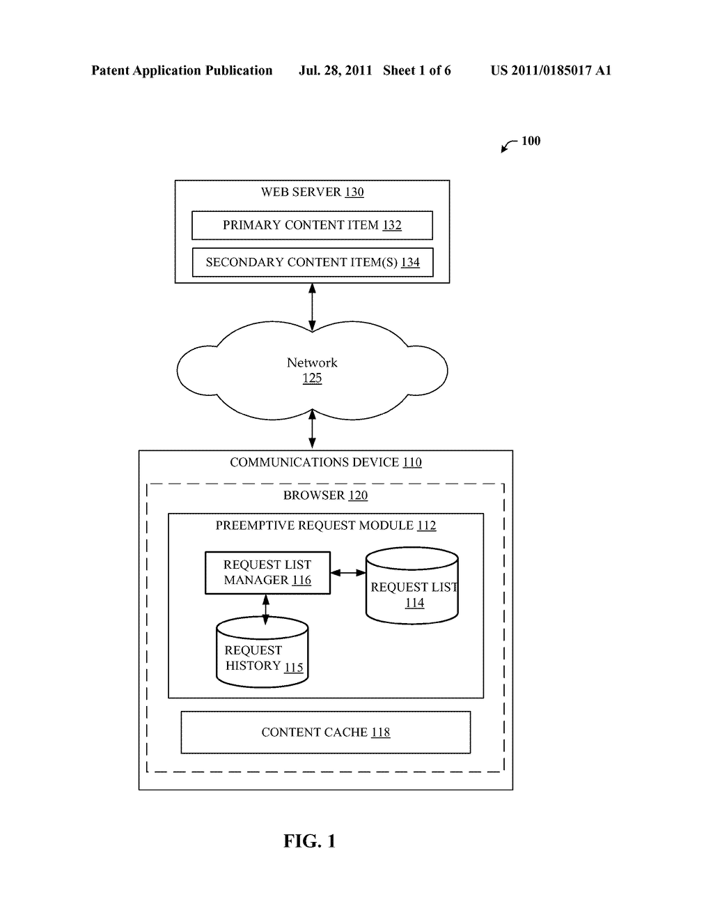 METHODS AND APPARATUS FOR OBTAINING CONTENT WITH REDUCED ACCESS TIMES - diagram, schematic, and image 02