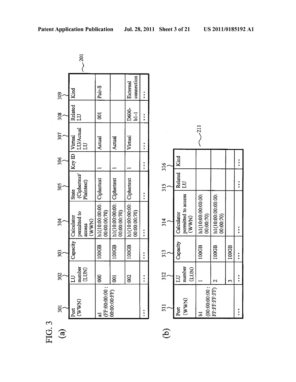 STORAGE SYSTEM, CONTROL METHOD THEREFOR, AND PROGRAM - diagram, schematic, and image 04