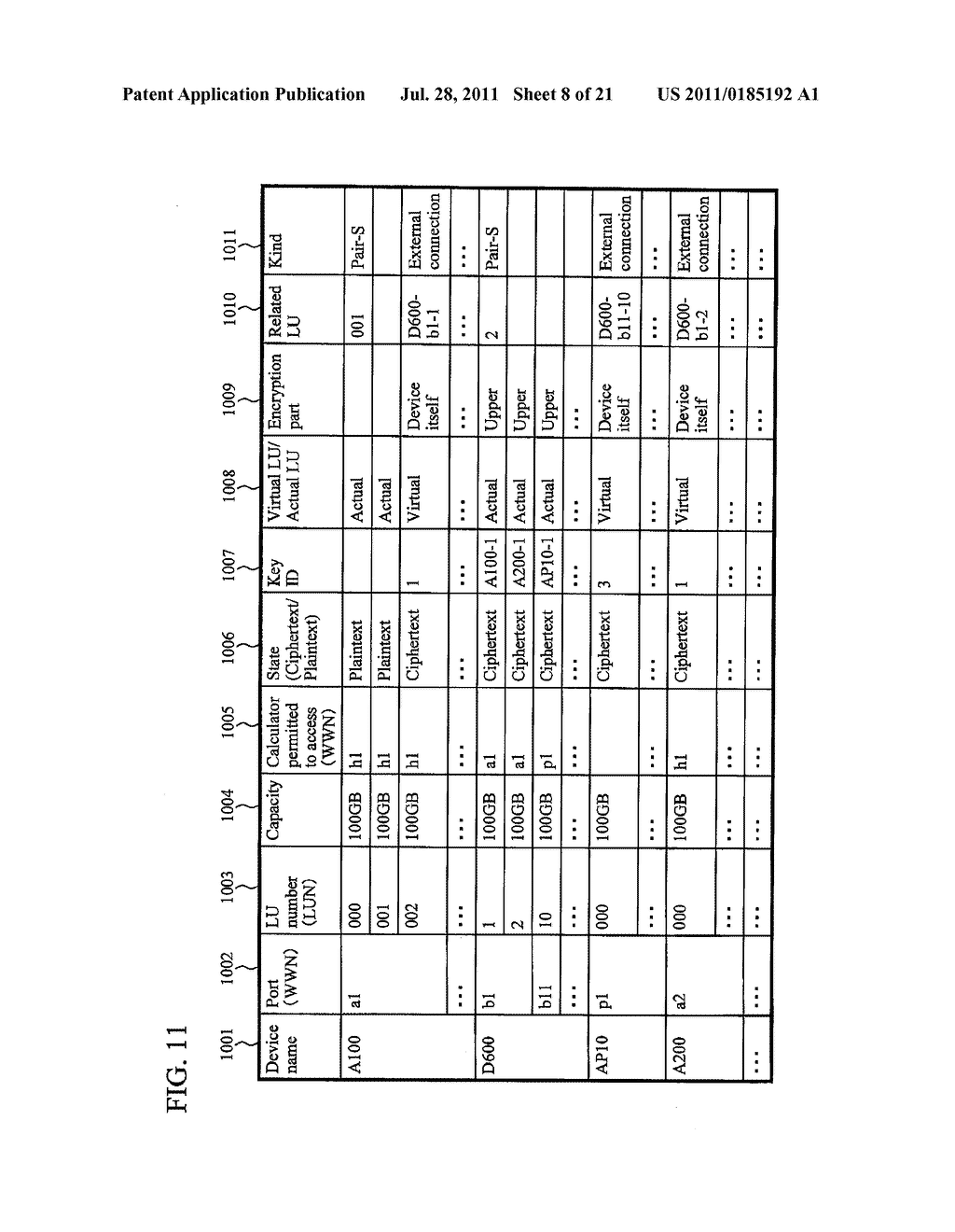 STORAGE SYSTEM, CONTROL METHOD THEREFOR, AND PROGRAM - diagram, schematic, and image 09