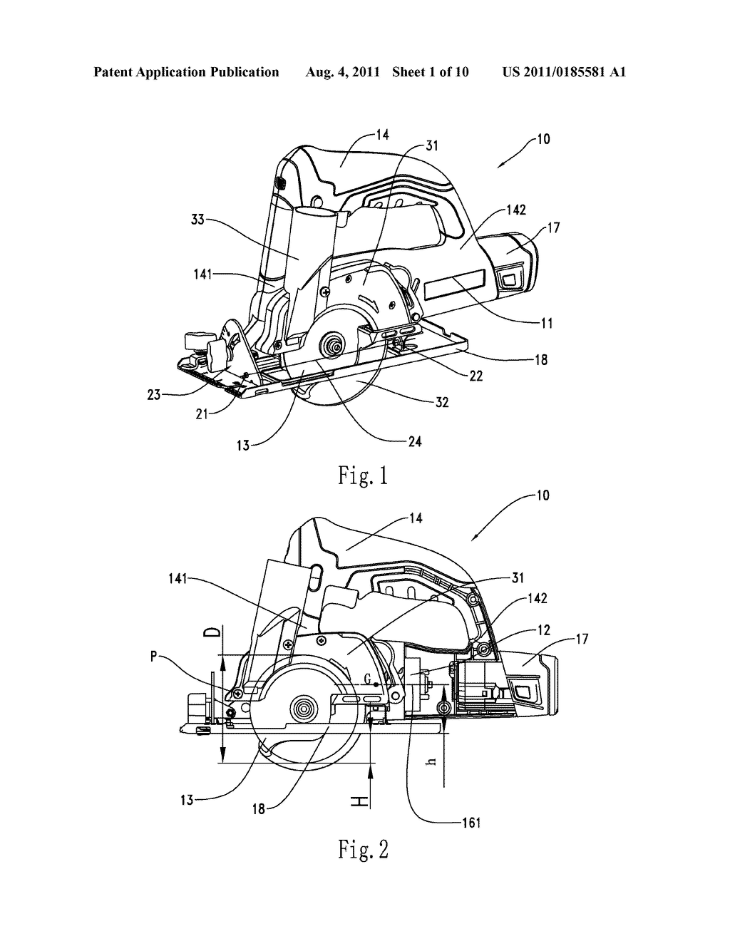 Compact Circular Saw Diagram Schematic And Image 02