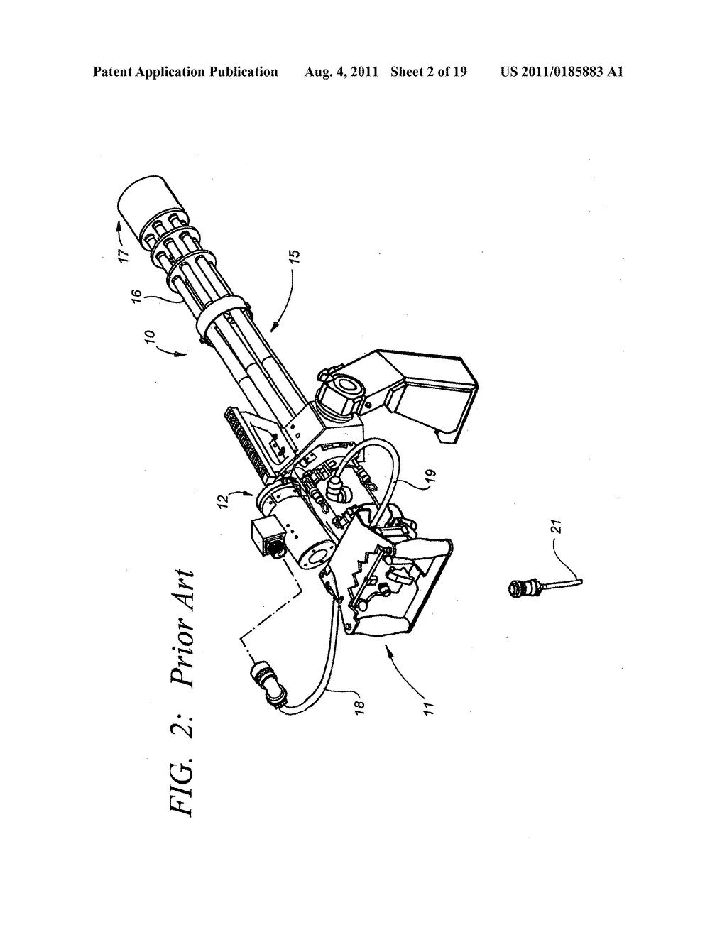 Gatling Gun Diagram - Wiring Diagram Blog