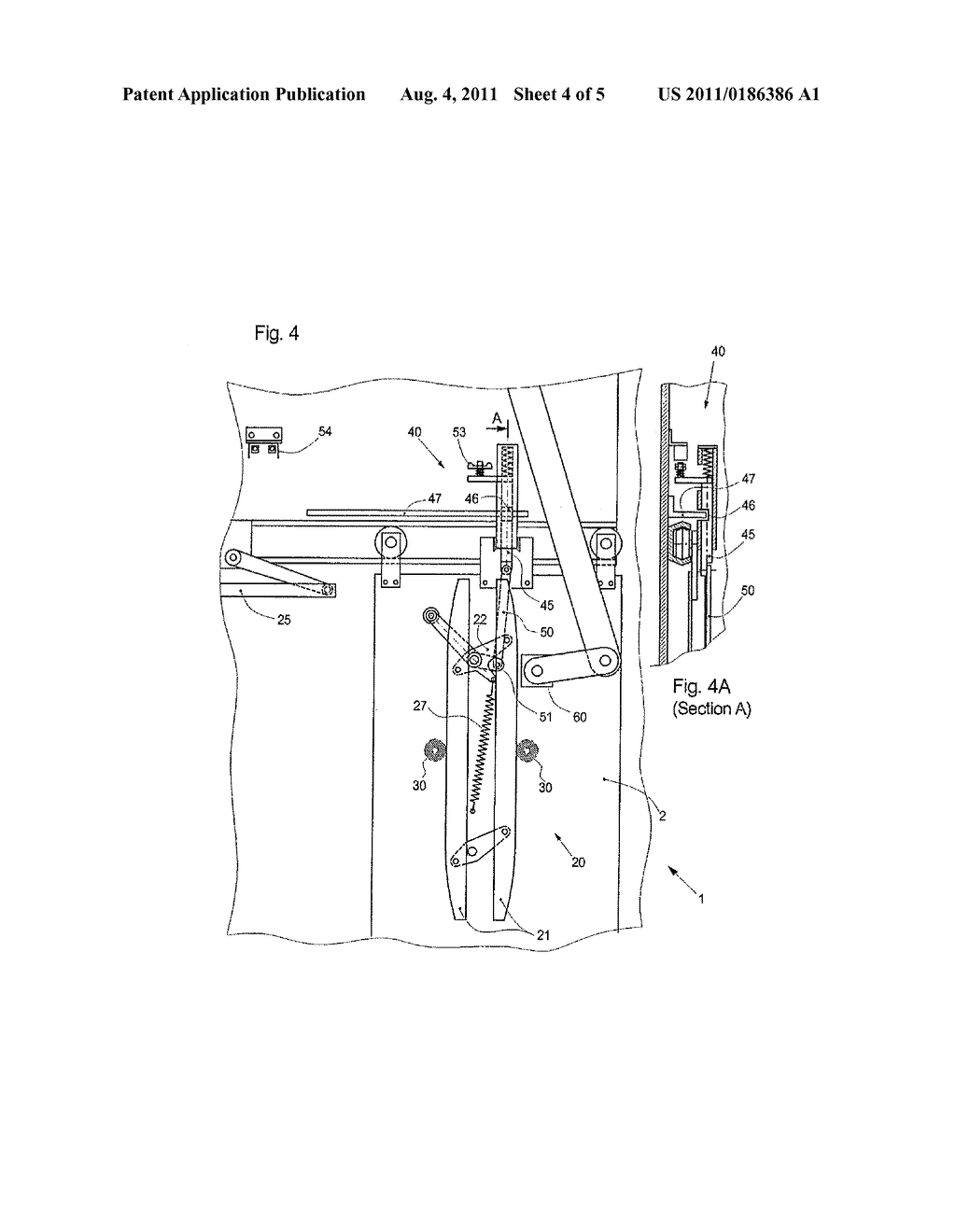 Elevator Door System Comprising A Car Locking Mechanism Diagram Schematic And Image 05