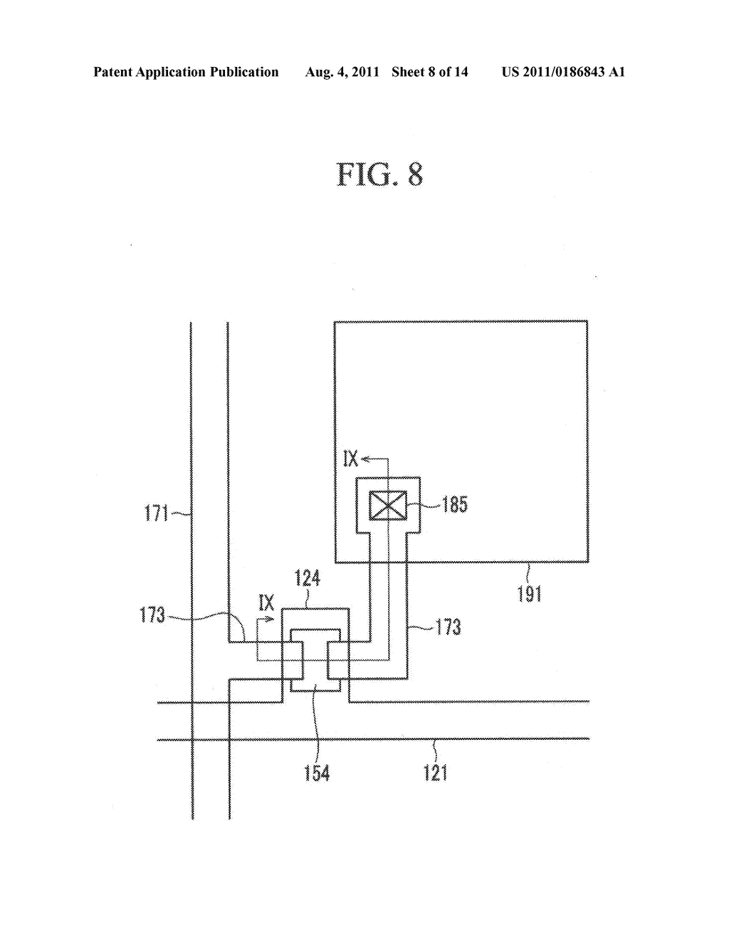 Manufacturing method of thin film and metal line for display using the     same, thin film transistor array panel, and method for manufacturing the     same - diagram, schematic, and image 09
