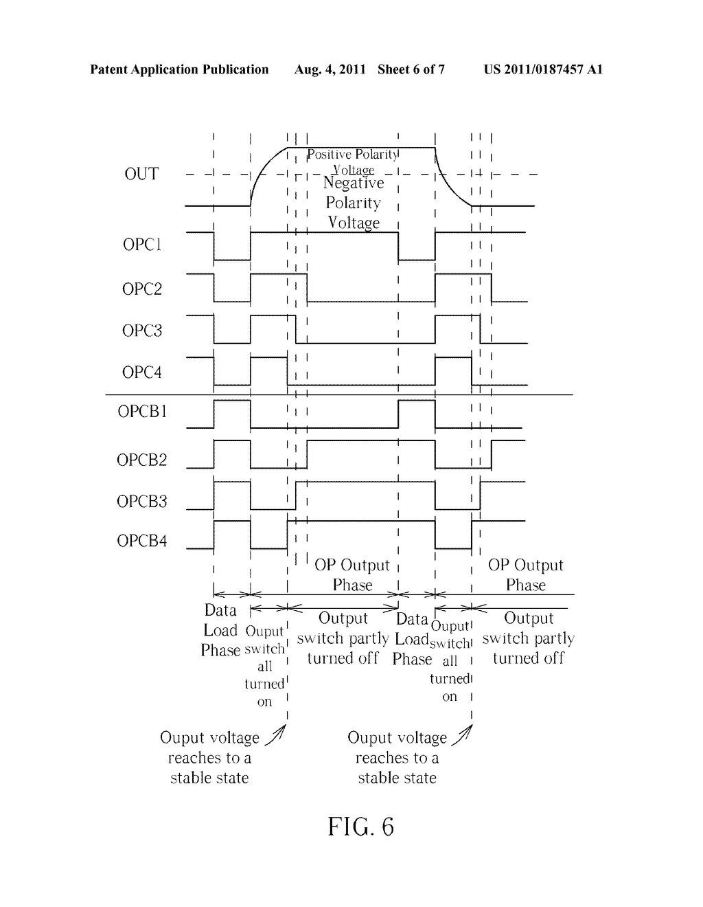 Output Buffer Circuit Capable of Enhancing Stability - diagram, schematic, and image 07