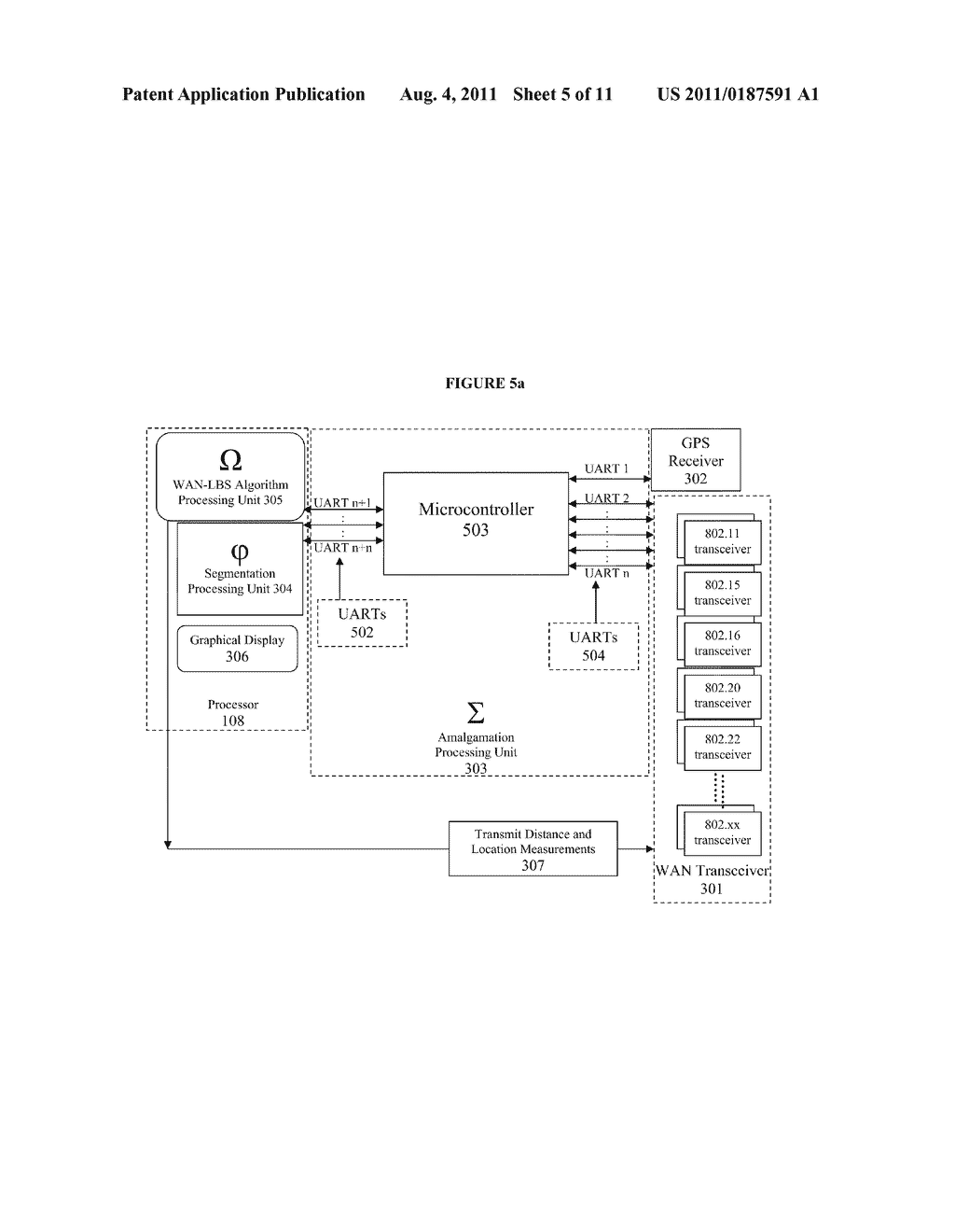 Hybrid Wireless Area Network Wan And Global Positioning System Gps Circuit Schematic Board Method For Seamless Indoor Outdoor Tracking Diagram