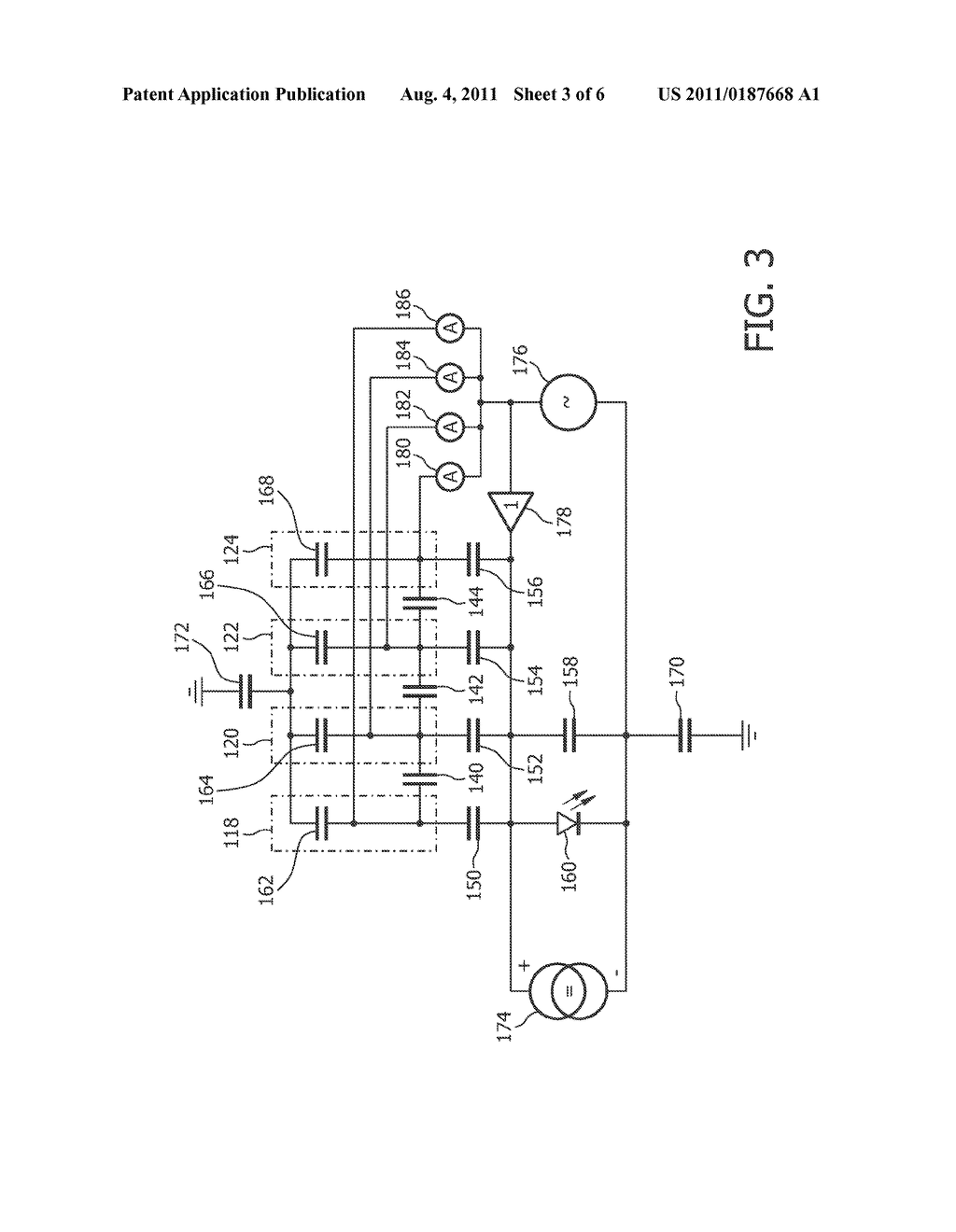 OLED DEVICE AND AN ELECTRONIC CIRCUIT - diagram, schematic, and image 04
