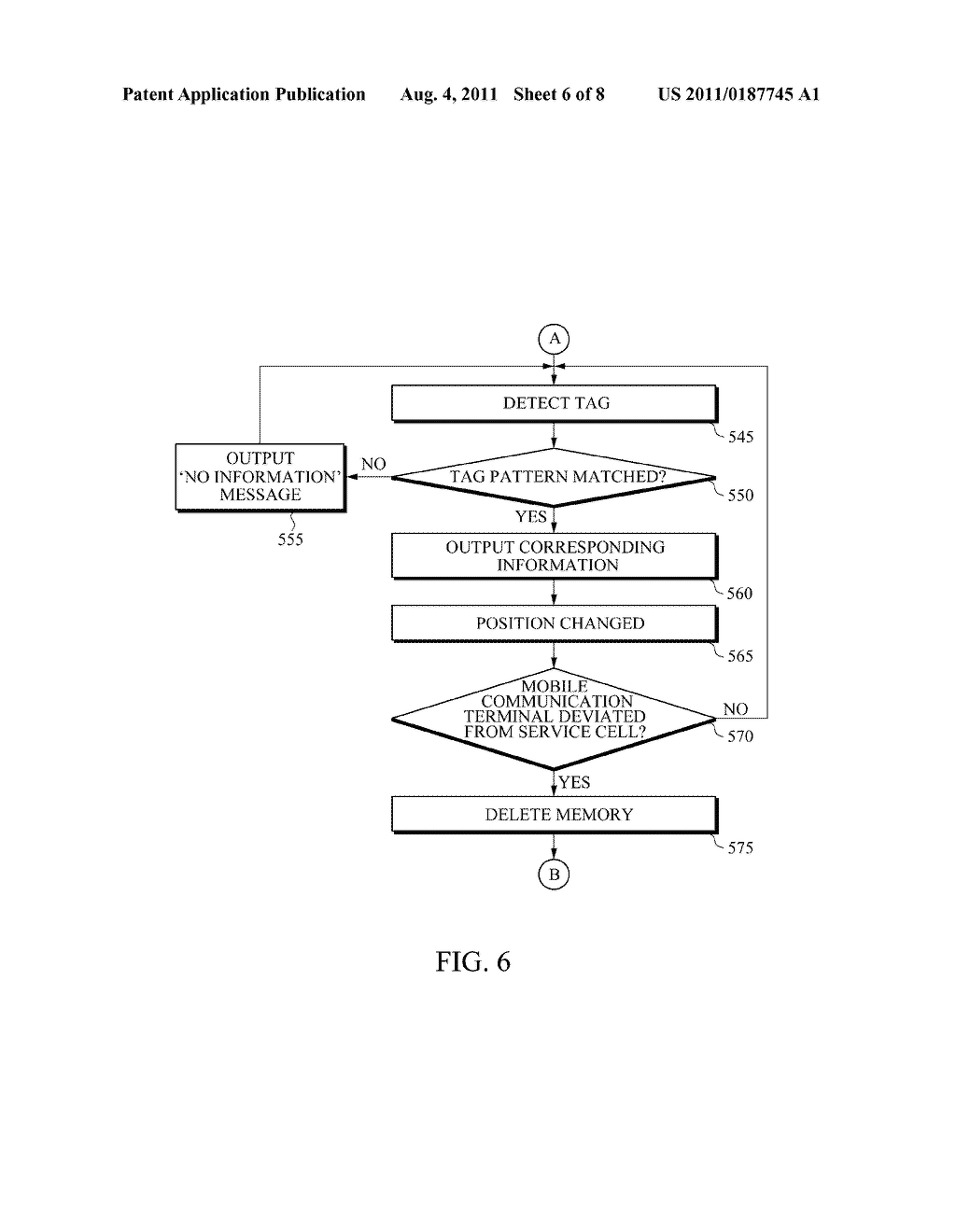 APPARATUS AND METHOD FOR PROVIDING AUGMENTED REALITY INFORMATION - diagram, schematic, and image 07