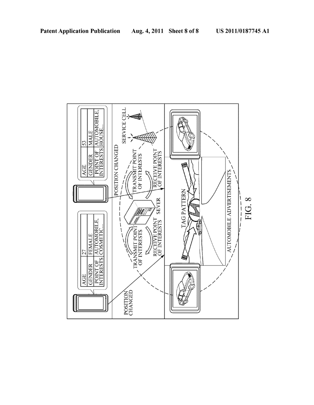 APPARATUS AND METHOD FOR PROVIDING AUGMENTED REALITY INFORMATION - diagram, schematic, and image 09