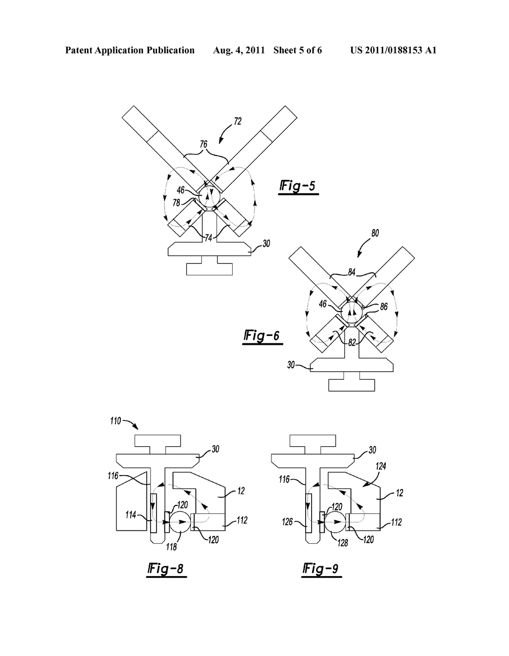 Method of Retaining a Magnetically Preloaded Anti-Rotation Guide for a     Transducer - diagram, schematic, and image 06
