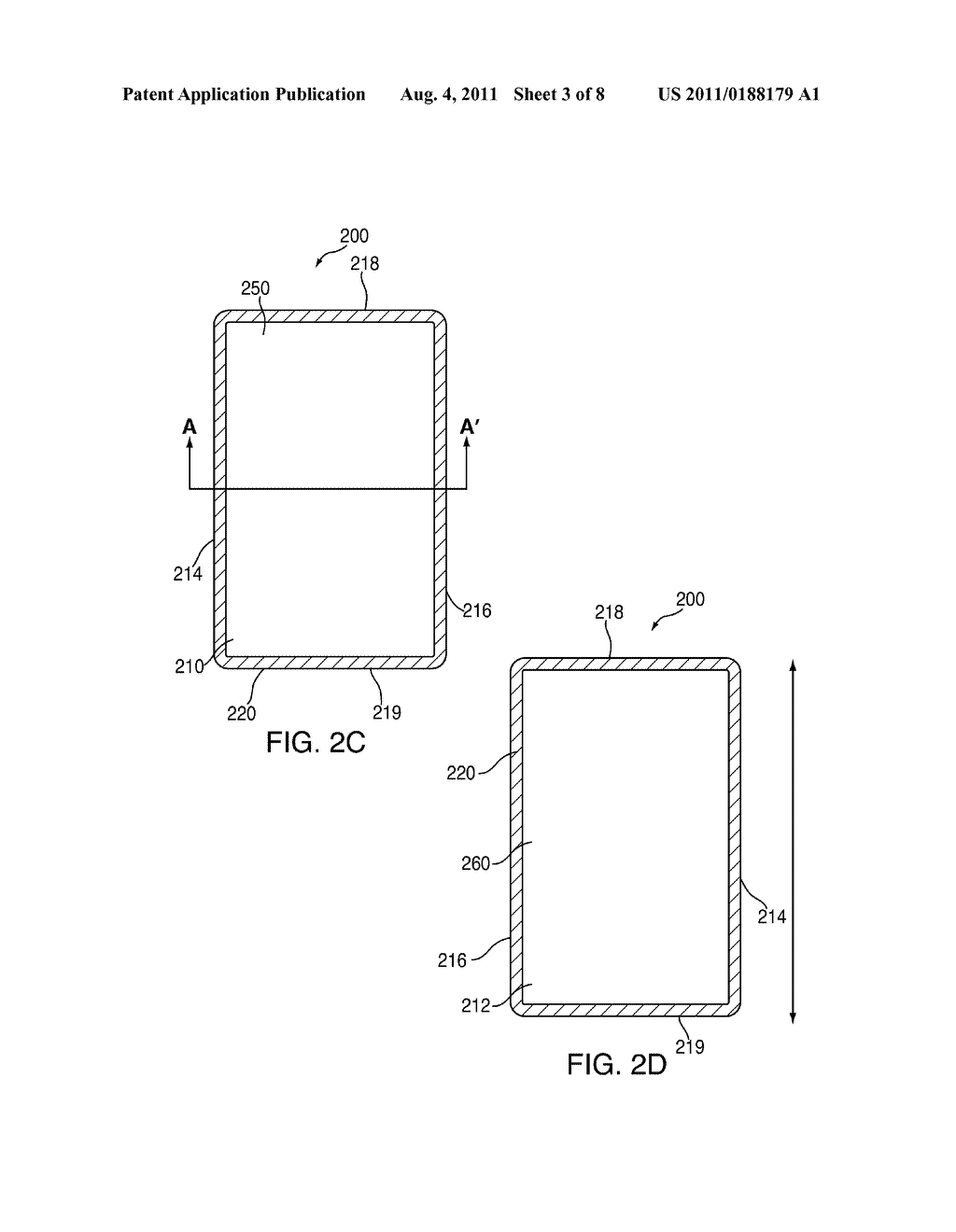 HANDHELD DEVICE ENCLOSURE - diagram, schematic, and image 04