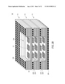 THREE-DIMENSIONAL SOC STRUCTURE FORMED BY STACKING MULTIPLE CHIP MODULES diagram and image
