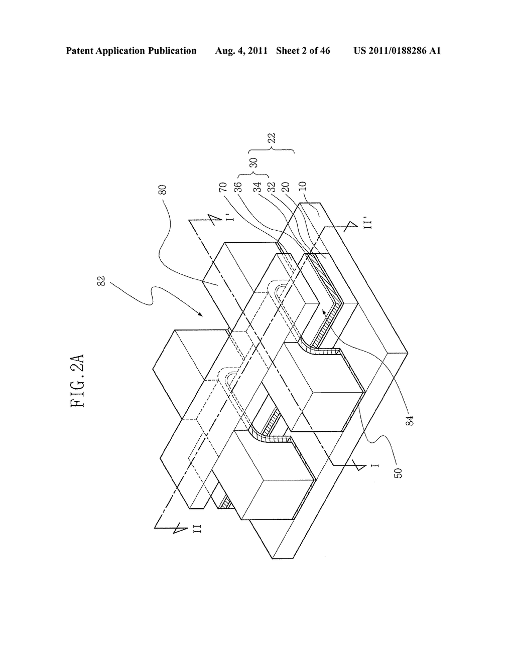 ELECTROMECHANICAL MEMORY DEVICES AND METHODS OF MANUFACTURING THE SAME - diagram, schematic, and image 03