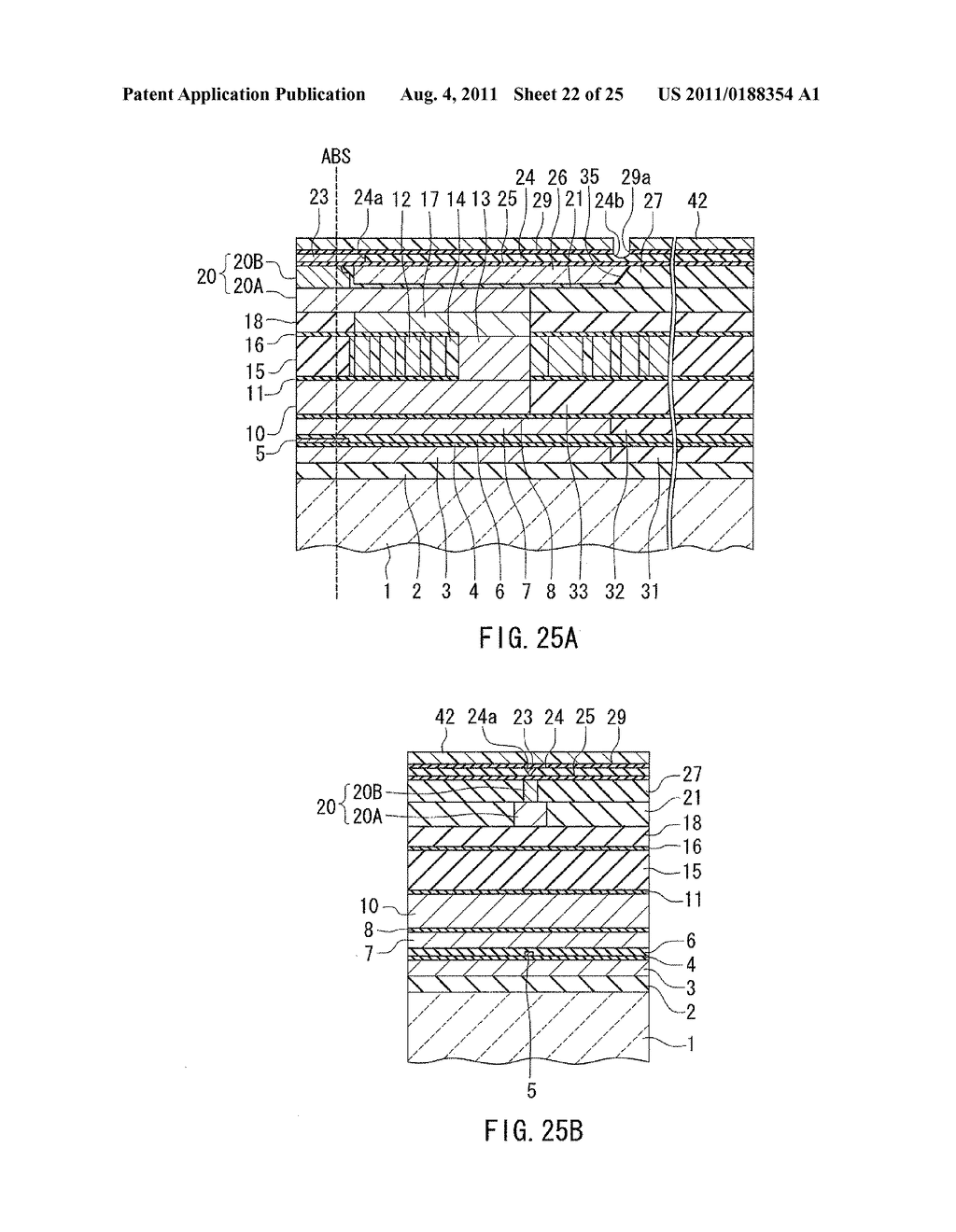 HEAT-ASSISTED MAGNETIC RECORDING HEAD WITH CONVERGENT LENS - diagram, schematic, and image 23
