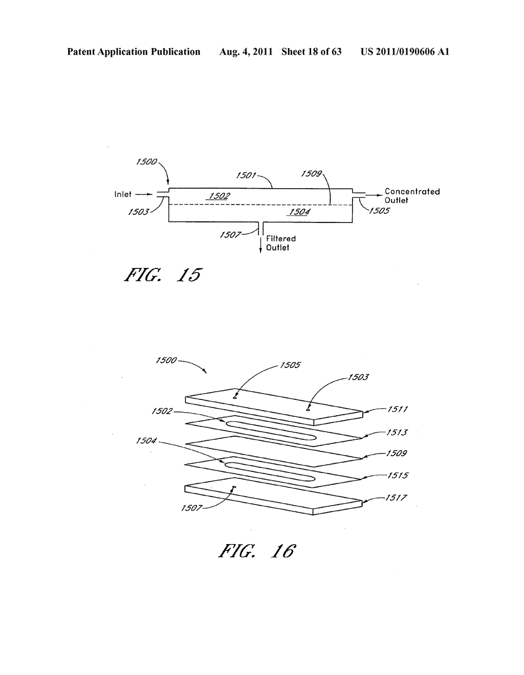 FLUID HANDLING CASSETTE - diagram, schematic, and image 19