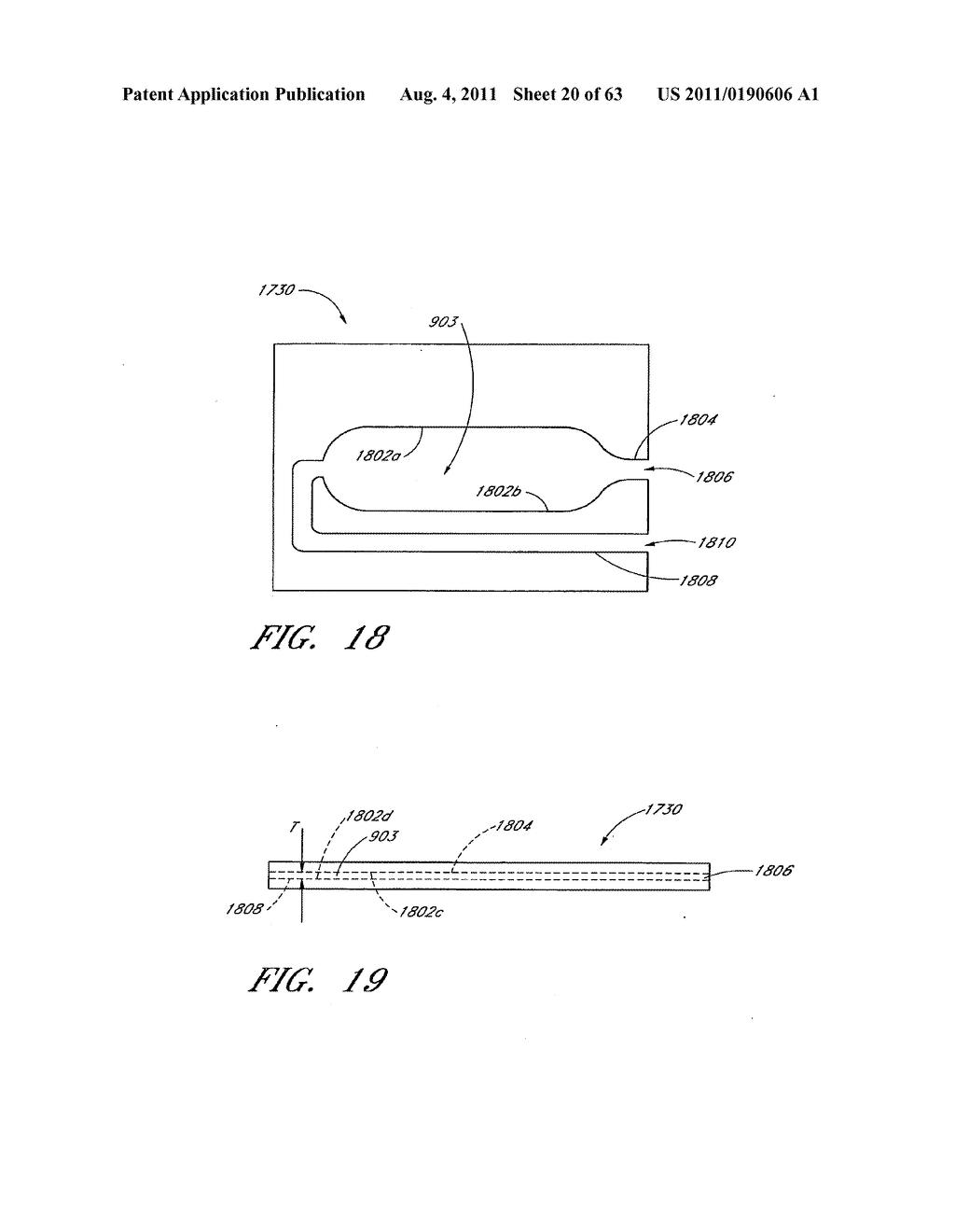 FLUID HANDLING CASSETTE - diagram, schematic, and image 21
