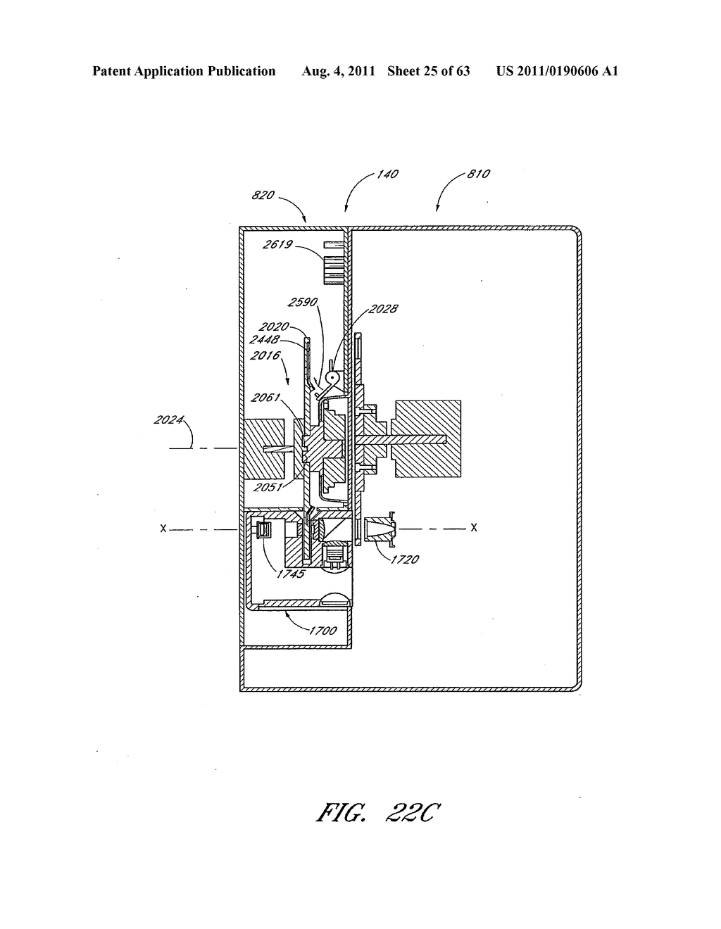 FLUID HANDLING CASSETTE - diagram, schematic, and image 26