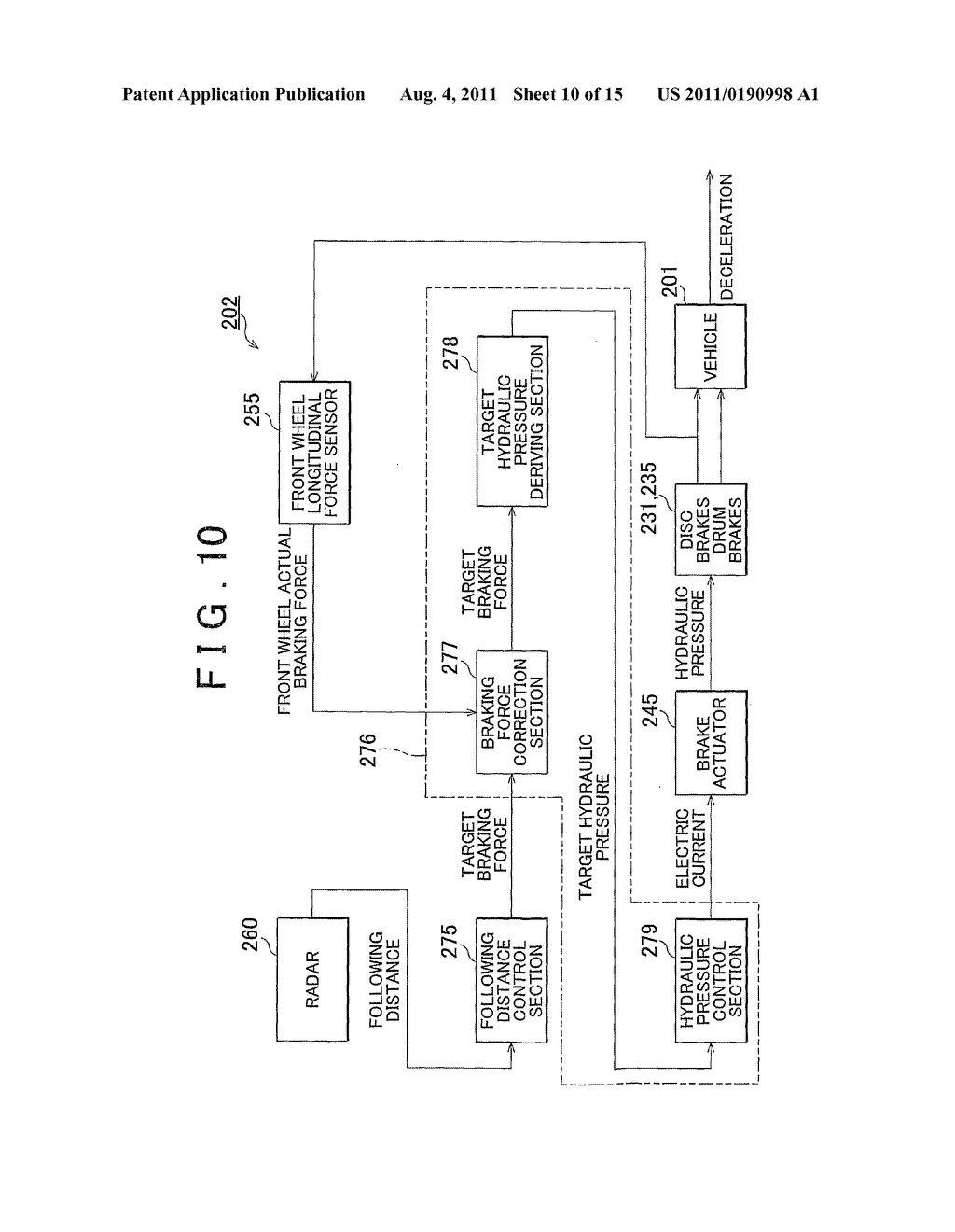 Brake System Schematic Car Diagram Electropneumatic Brakes Automatic Vehicle Braking And Method Image 1024x1320