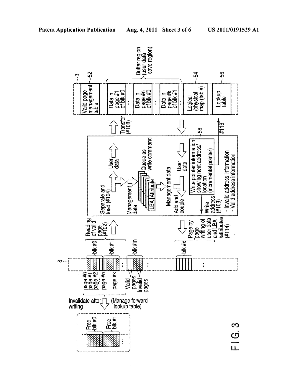 SEMICONDUCTOR STORAGE DEVICE AND METHOD OF CONTROLLING SEMICONDUCTOR     STORAGE DEVICE - diagram, schematic, and image 04