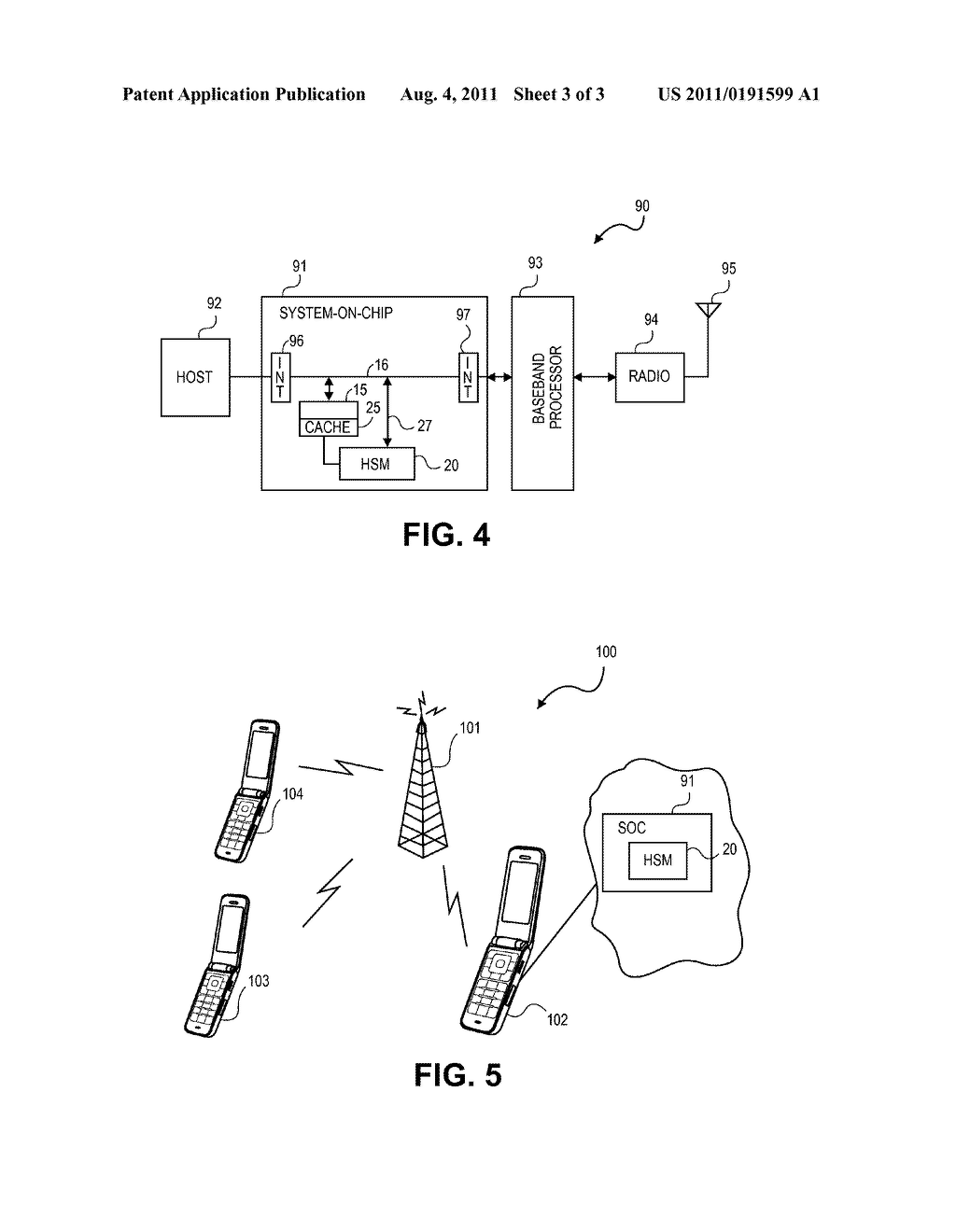 Apparatus and method for providing hardware security - diagram, schematic, and image 04