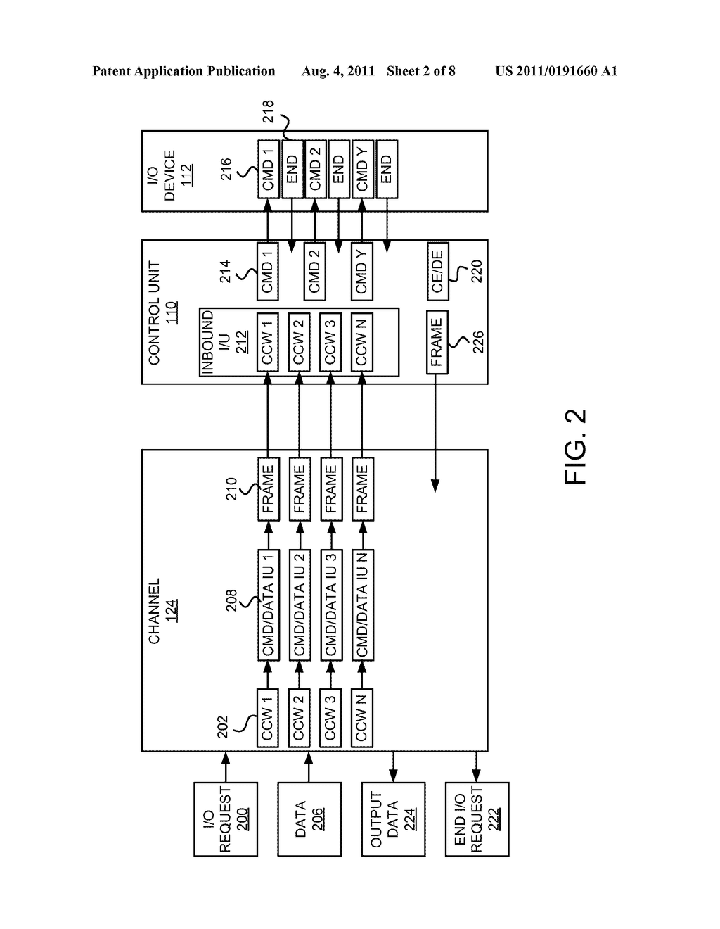 Apparatus, System, and Method for Specifying Intermediate CRC Locations in     a Data Stream - diagram, schematic, and image 03