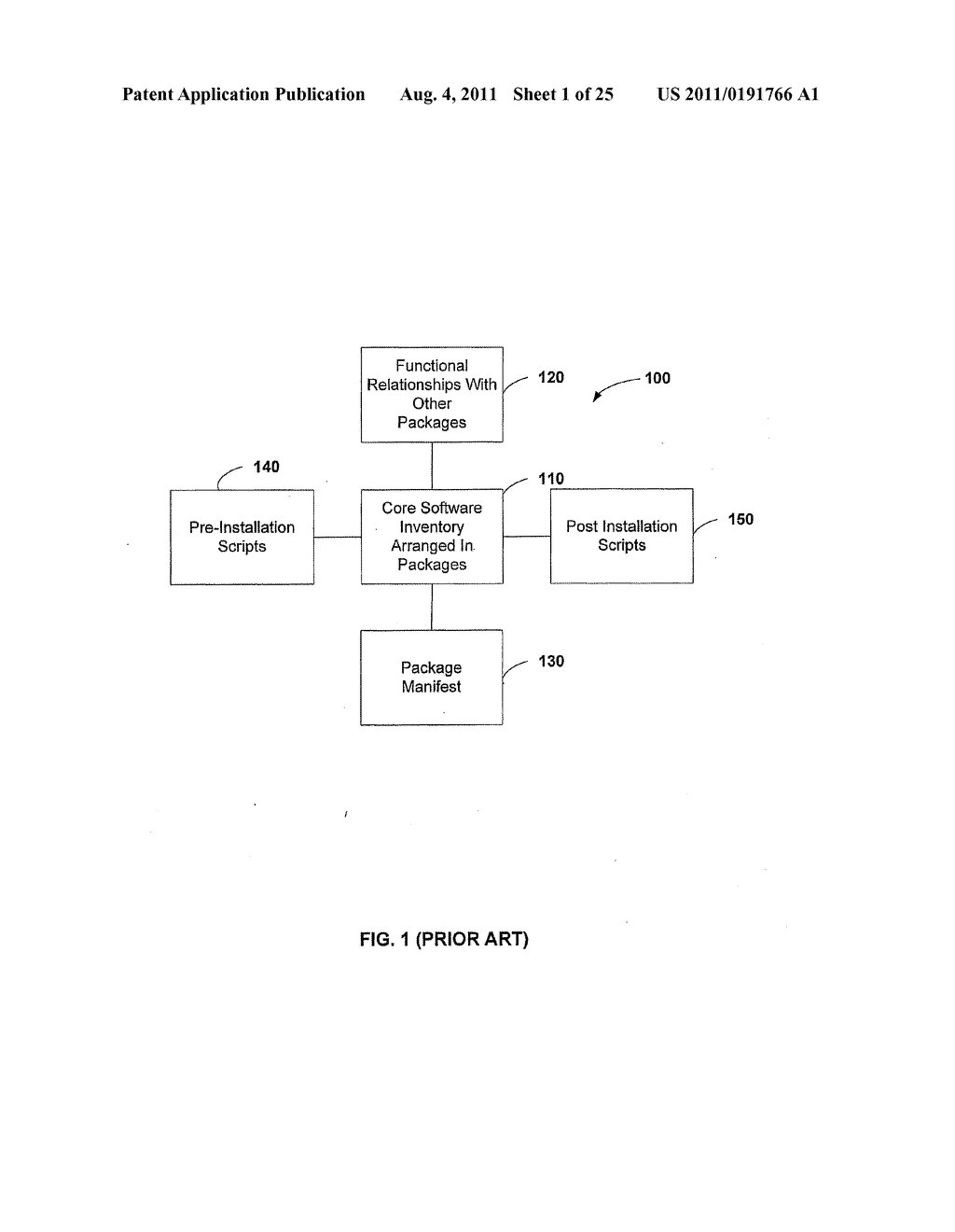 APPARATUS AND METHOD FOR GENERATING A SOFTWARE DEPENDENCY MAP - diagram, schematic, and image 02