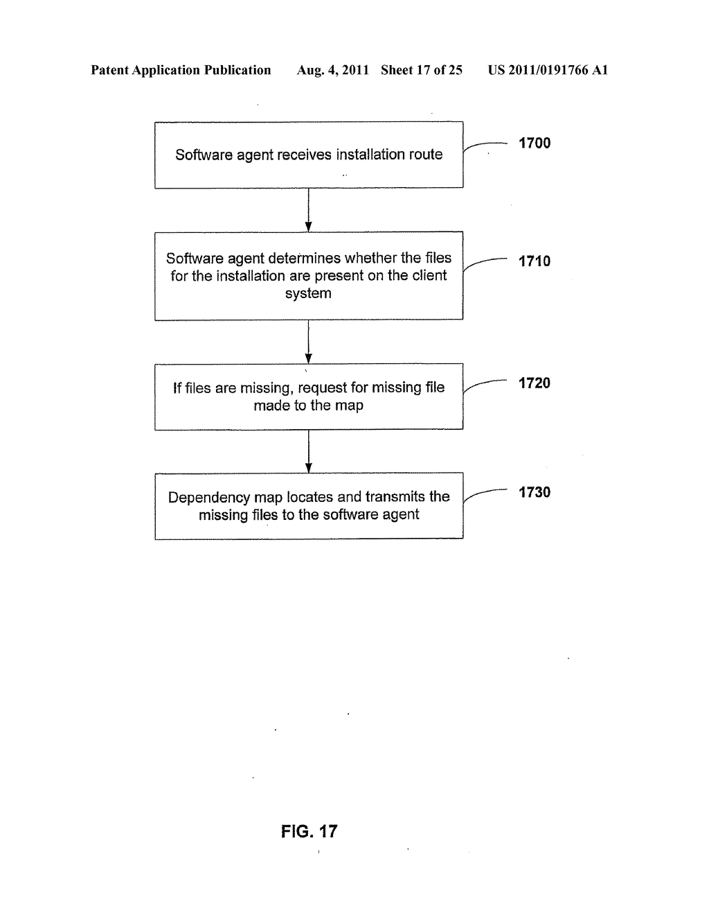 APPARATUS AND METHOD FOR GENERATING A SOFTWARE DEPENDENCY MAP - diagram, schematic, and image 18
