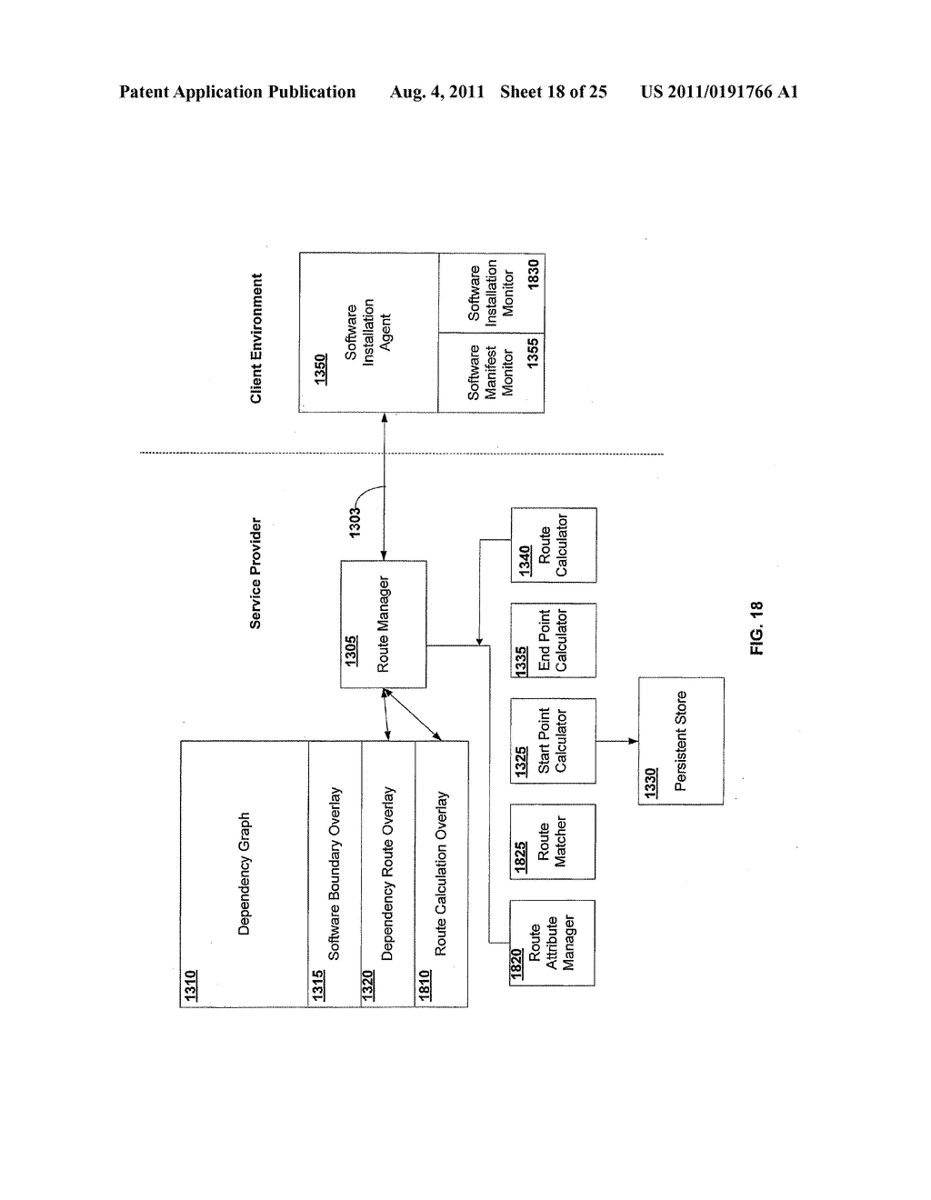APPARATUS AND METHOD FOR GENERATING A SOFTWARE DEPENDENCY MAP - diagram, schematic, and image 19