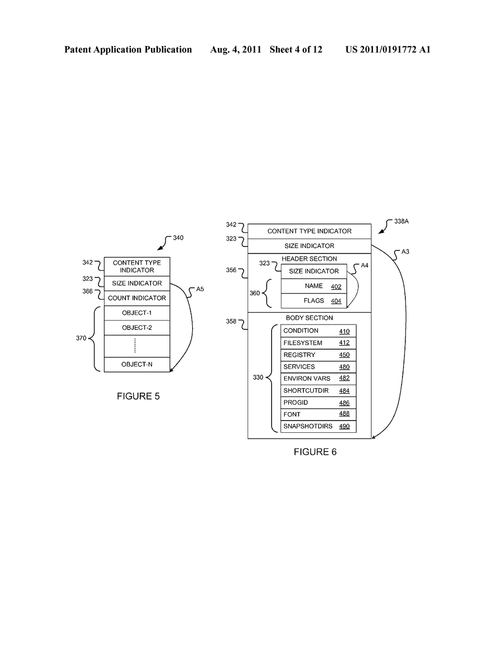 METHOD AND SYSTEM FOR IMPROVING STARTUP PERFORMANCE AND INTEROPERABILITY     OF A VIRTUAL APPLICATION - diagram, schematic, and image 05