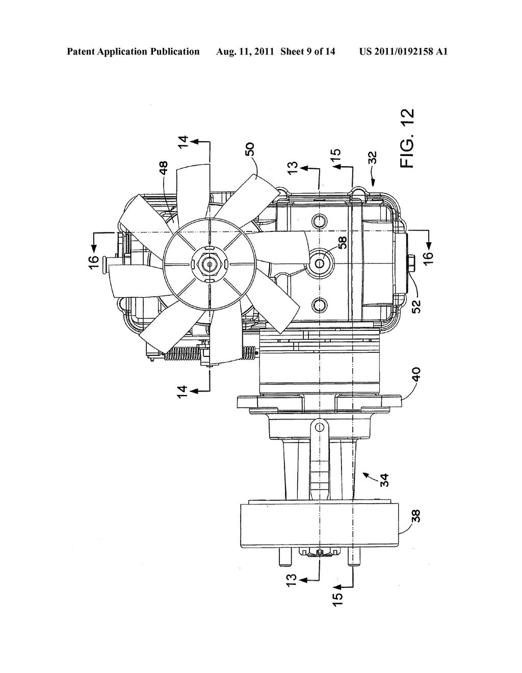 integrated hydrostatic transmission diagram, schematic, and image 10 Gravely Hydrostatic Transmission Diagram