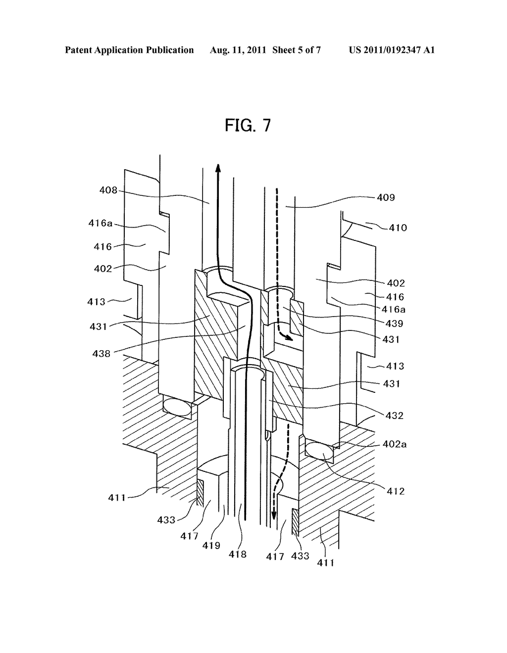 SUBSTRATE PROCESSING APPARATUS AND SEMICONDUCTOR DEVICES MANUFACTURING     METHOD - diagram, schematic, and image 06