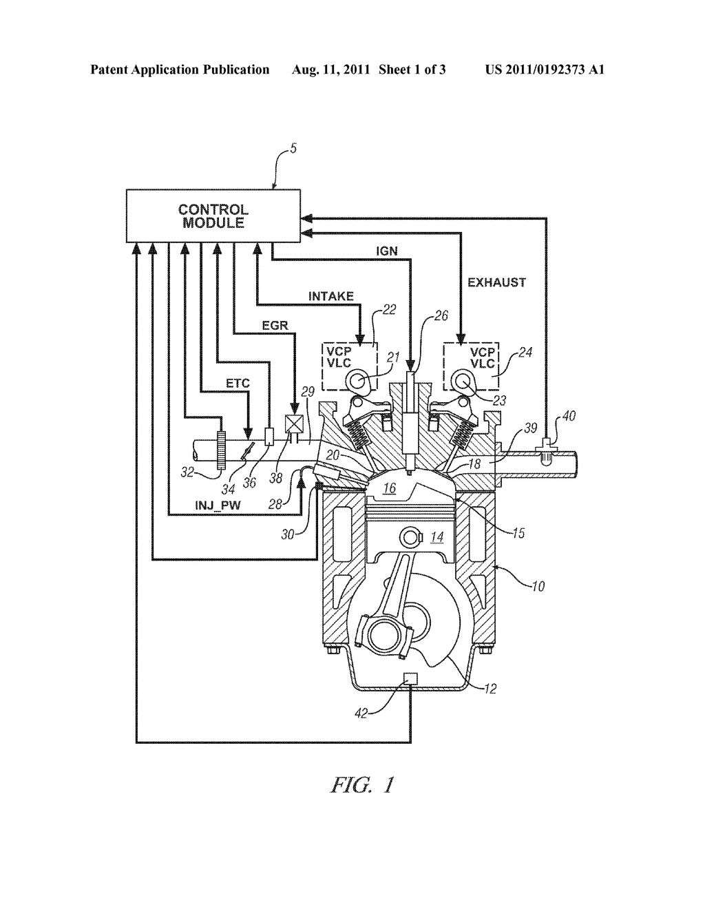 METHOD FOR MANAGING TRANSITIONS IN INTERNAL COMBUSTION ENGINES WITH A     HYBRID DRIVE POWERTRAIN - diagram, schematic, and image 02