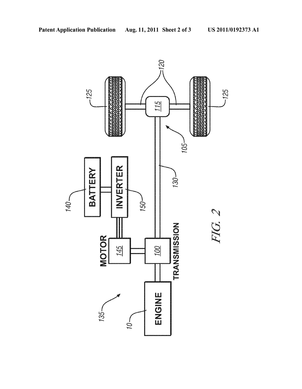 METHOD FOR MANAGING TRANSITIONS IN INTERNAL COMBUSTION ENGINES WITH A     HYBRID DRIVE POWERTRAIN - diagram, schematic, and image 03