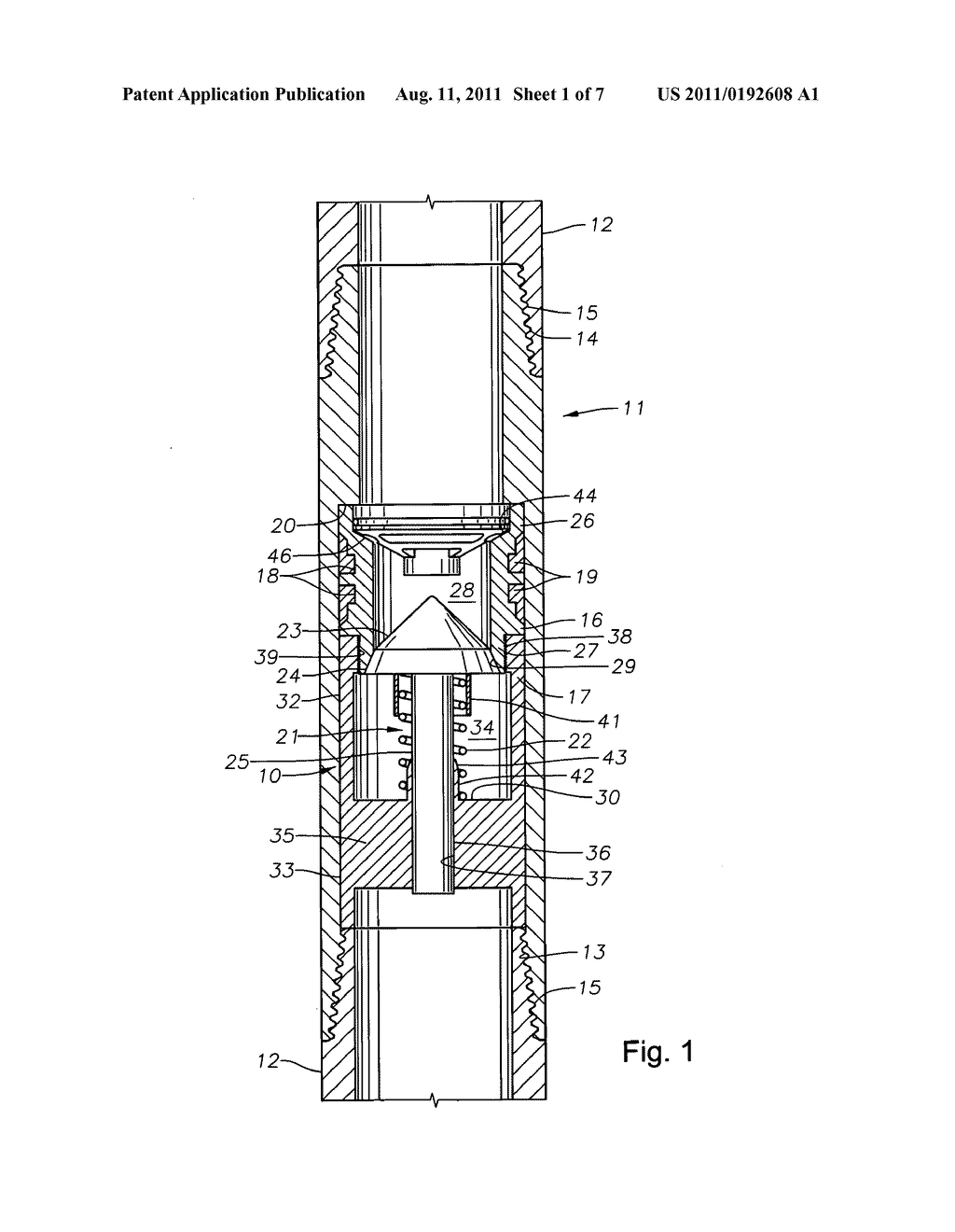 self centering downhole float valve for vertical and lateral wells self centering downhole float valve for vertical and lateral wells diagram schematic and image 02